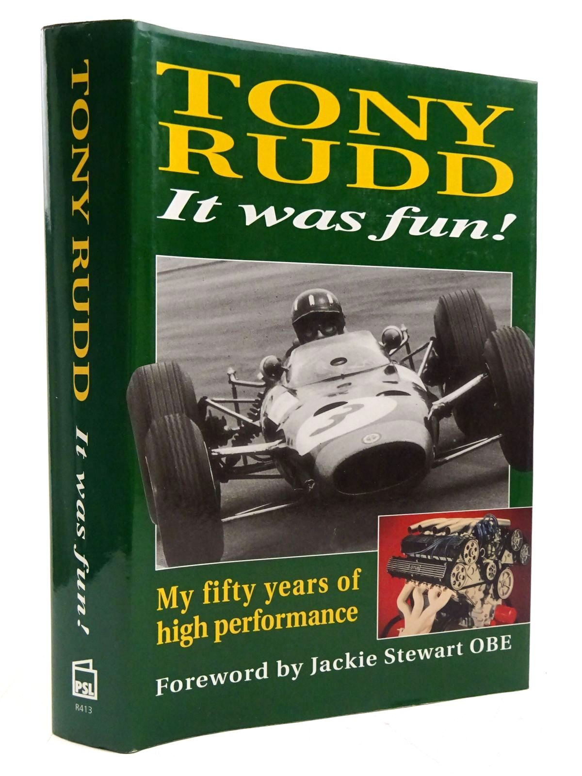Photo of IT WAS FUN! written by Rudd, Tony published by Patrick Stephens Limited (STOCK CODE: 2131225)  for sale by Stella & Rose's Books