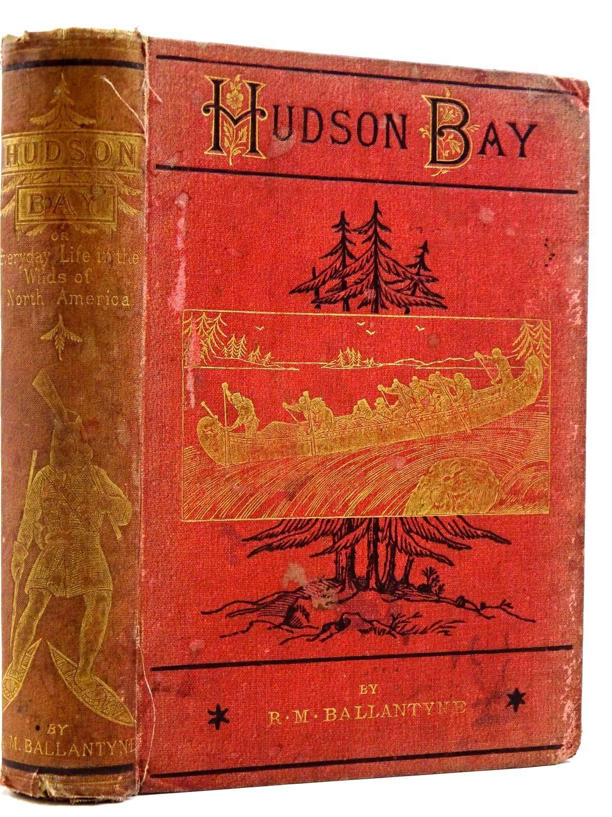 Photo of HUDSON BAY written by Ballantyne, R.M. illustrated by Bayard,  et al.,  published by T. Nelson & Sons (STOCK CODE: 2131243)  for sale by Stella & Rose's Books