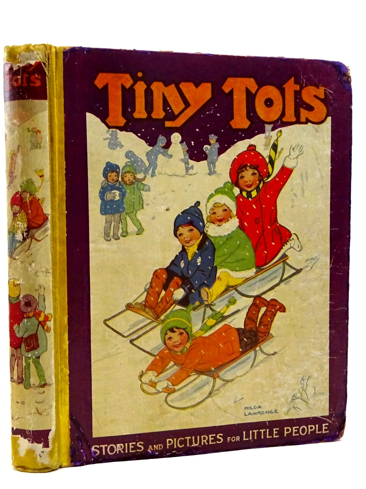 Photo of TINY TOTS 1929 written by Blyton, Enid et al,  illustrated by Cowham, Hilda published by The Amalgamated Press (STOCK CODE: 2131248)  for sale by Stella & Rose's Books