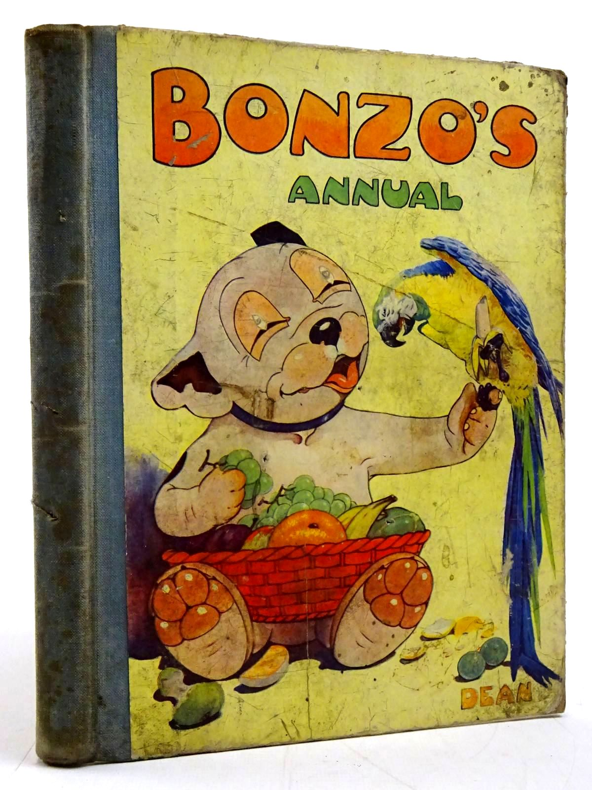 Photo of BONZO'S ANNUAL 1950- Stock Number: 2131249
