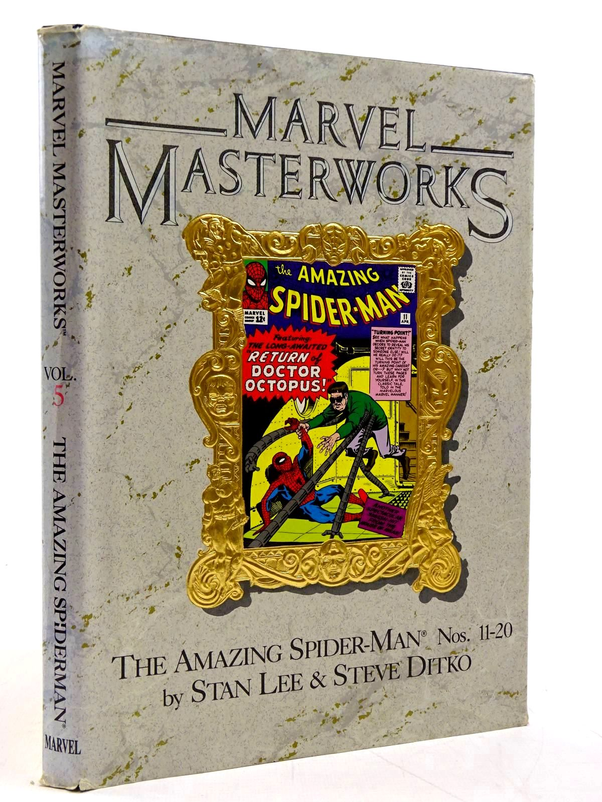 Photo of THE AMAZING SPIDER-MAN VOLUME 5 written by Lee, Stan Ditko, Steve published by Marvel Entertainment Group (STOCK CODE: 2131251)  for sale by Stella & Rose's Books