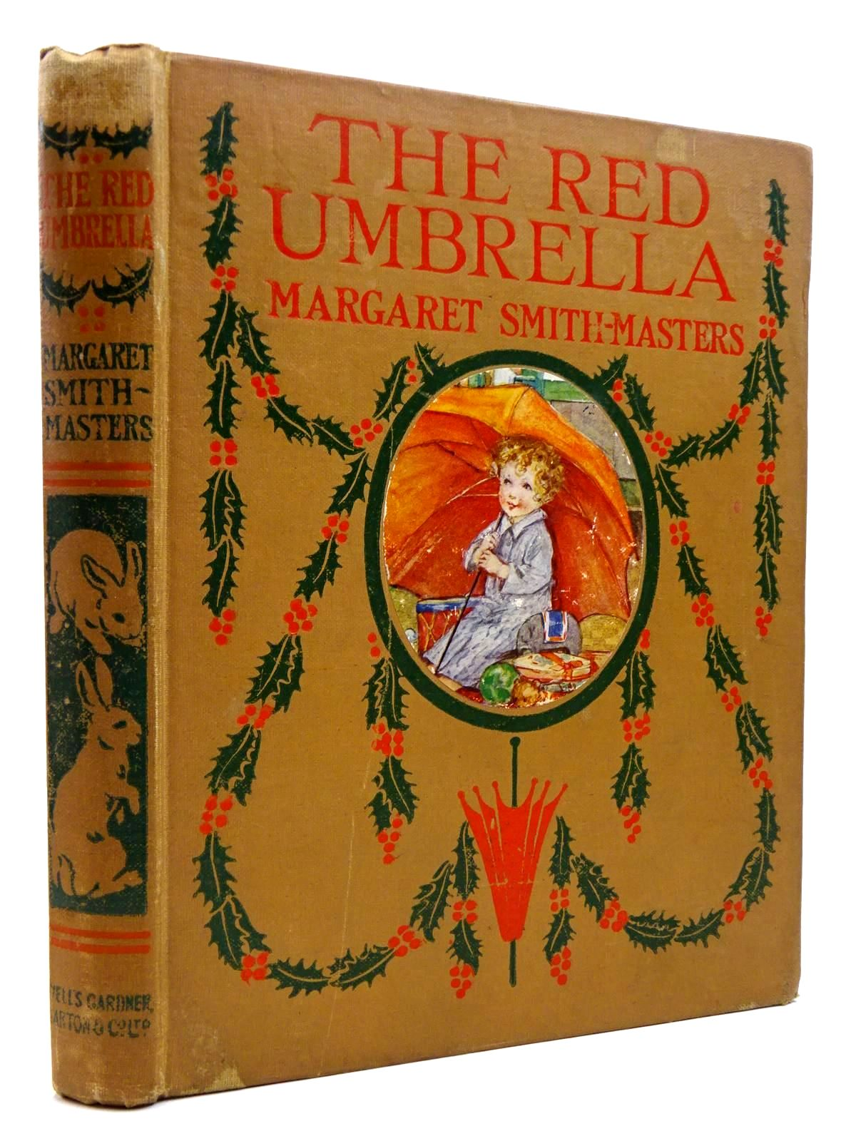 Photo of THE RED UMBRELLA written by Smith-Masters, Margaret illustrated by Gilmour, Janet Lamb published by Wells Gardner, Darton & Co. Ltd. (STOCK CODE: 2131259)  for sale by Stella & Rose's Books