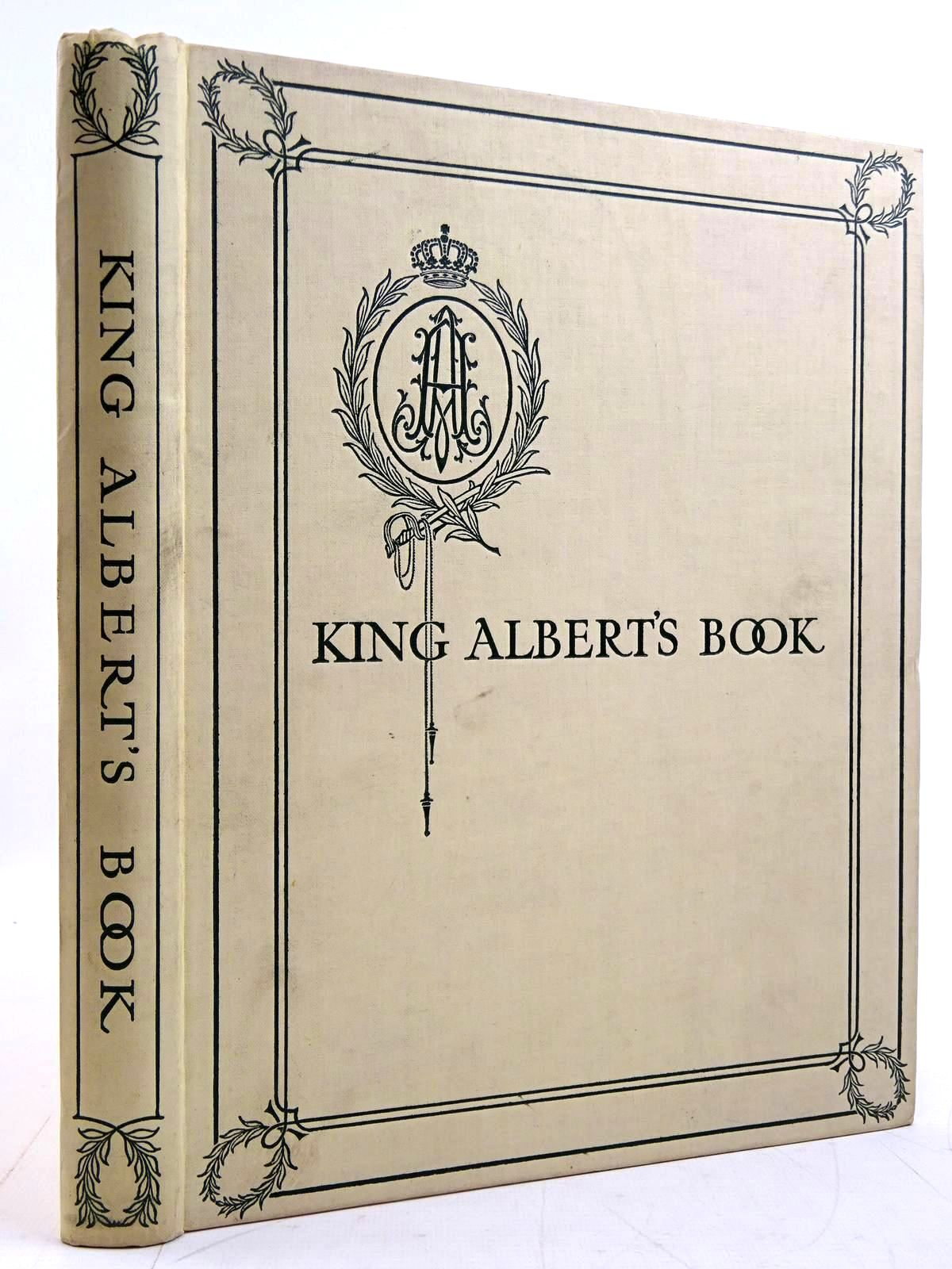 Photo of KING ALBERT'S BOOK illustrated by Rackham, Arthur Dulac, Edmund Nielsen, Kay et al.,  published by The Daily Telegraph (STOCK CODE: 2131274)  for sale by Stella & Rose's Books