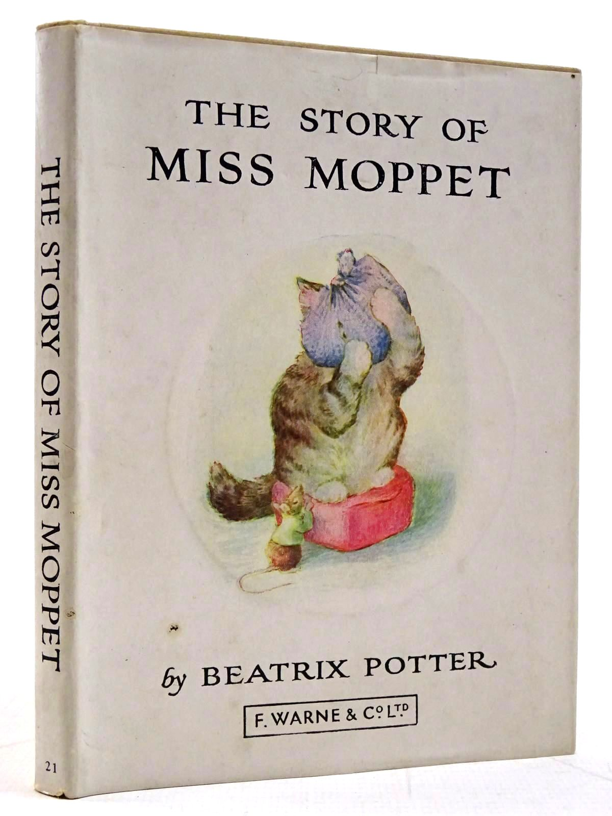 Photo of THE STORY OF MISS MOPPET- Stock Number: 2131310