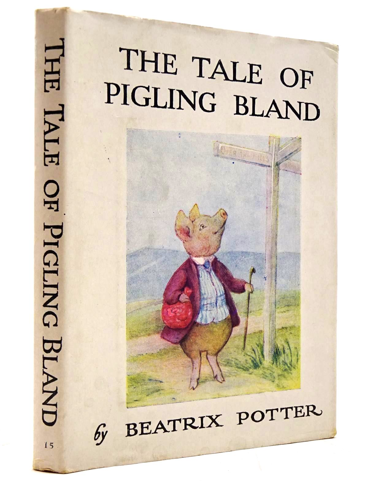 Photo of THE TALE OF PIGLING BLAND- Stock Number: 2131312