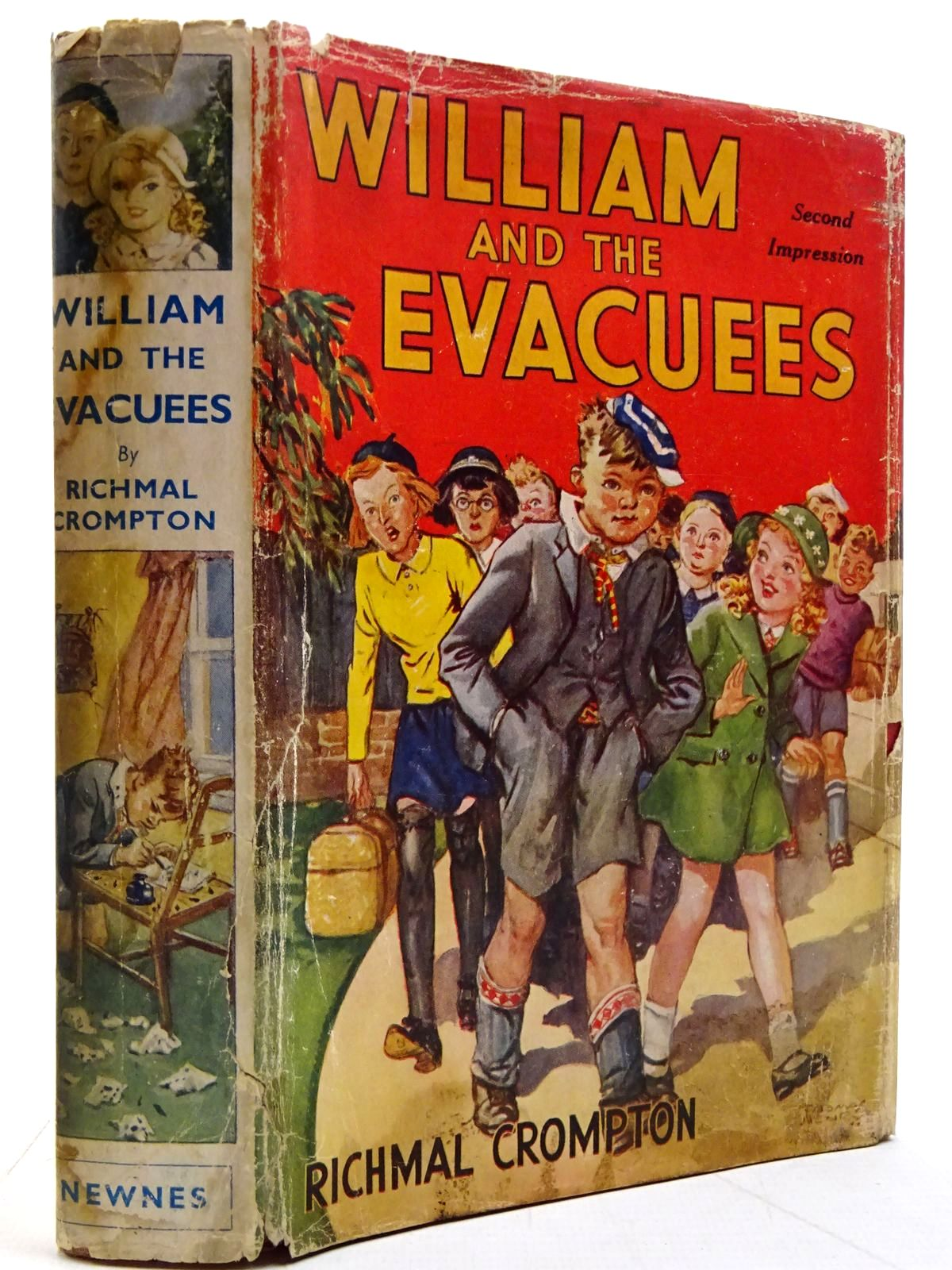 Photo of WILLIAM AND THE EVACUEES- Stock Number: 2131345