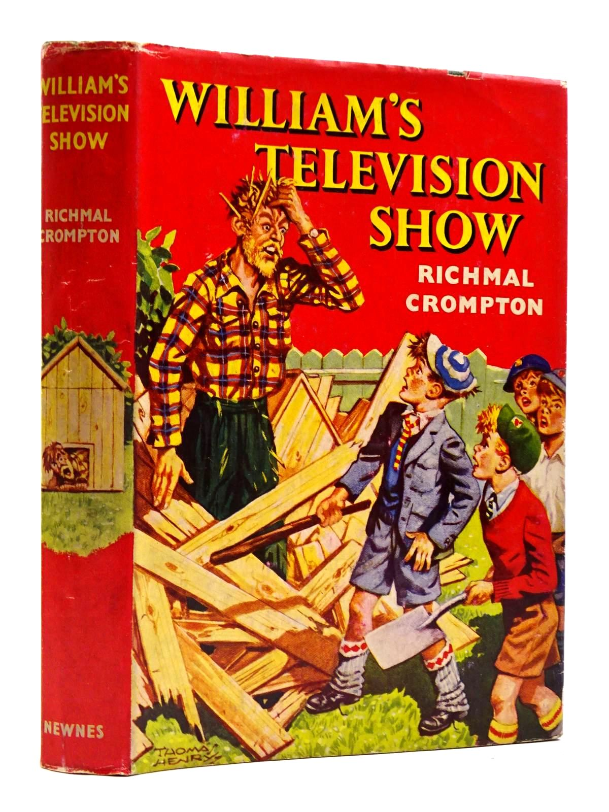 Photo of WILLIAM'S TELEVISION SHOW- Stock Number: 2131352