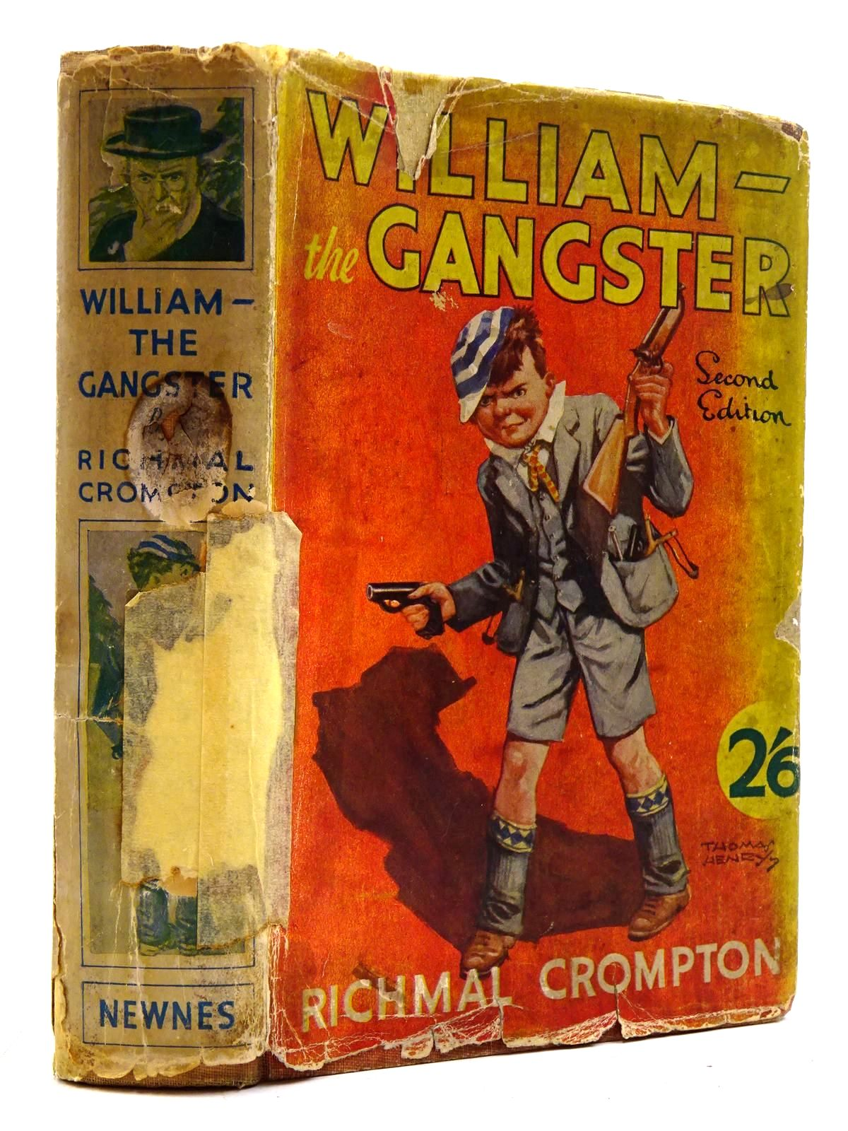 Photo of WILLIAM THE GANGSTER- Stock Number: 2131355