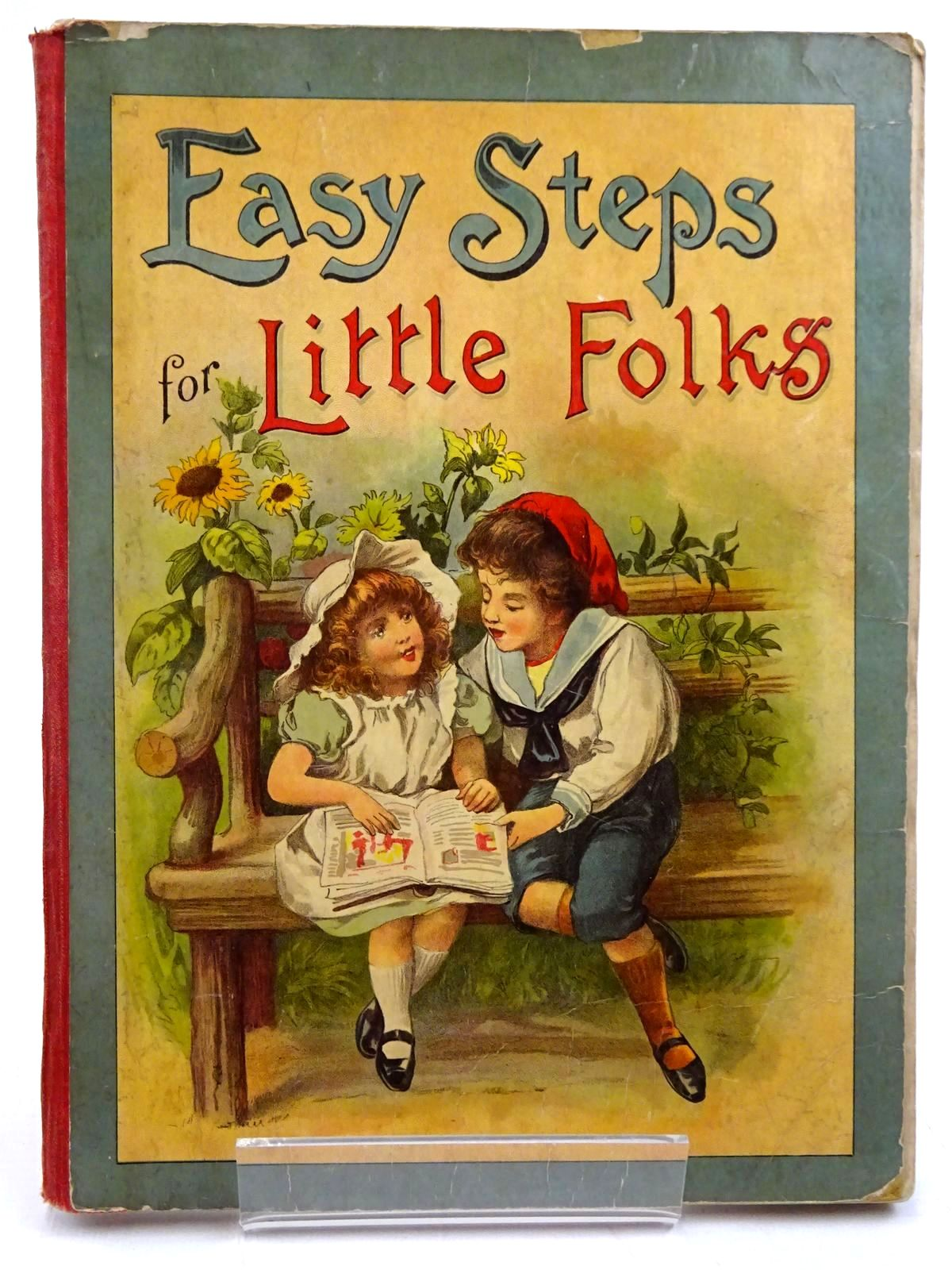 Photo of EASY STEPS FOR LITTLE FOLKS- Stock Number: 2131359