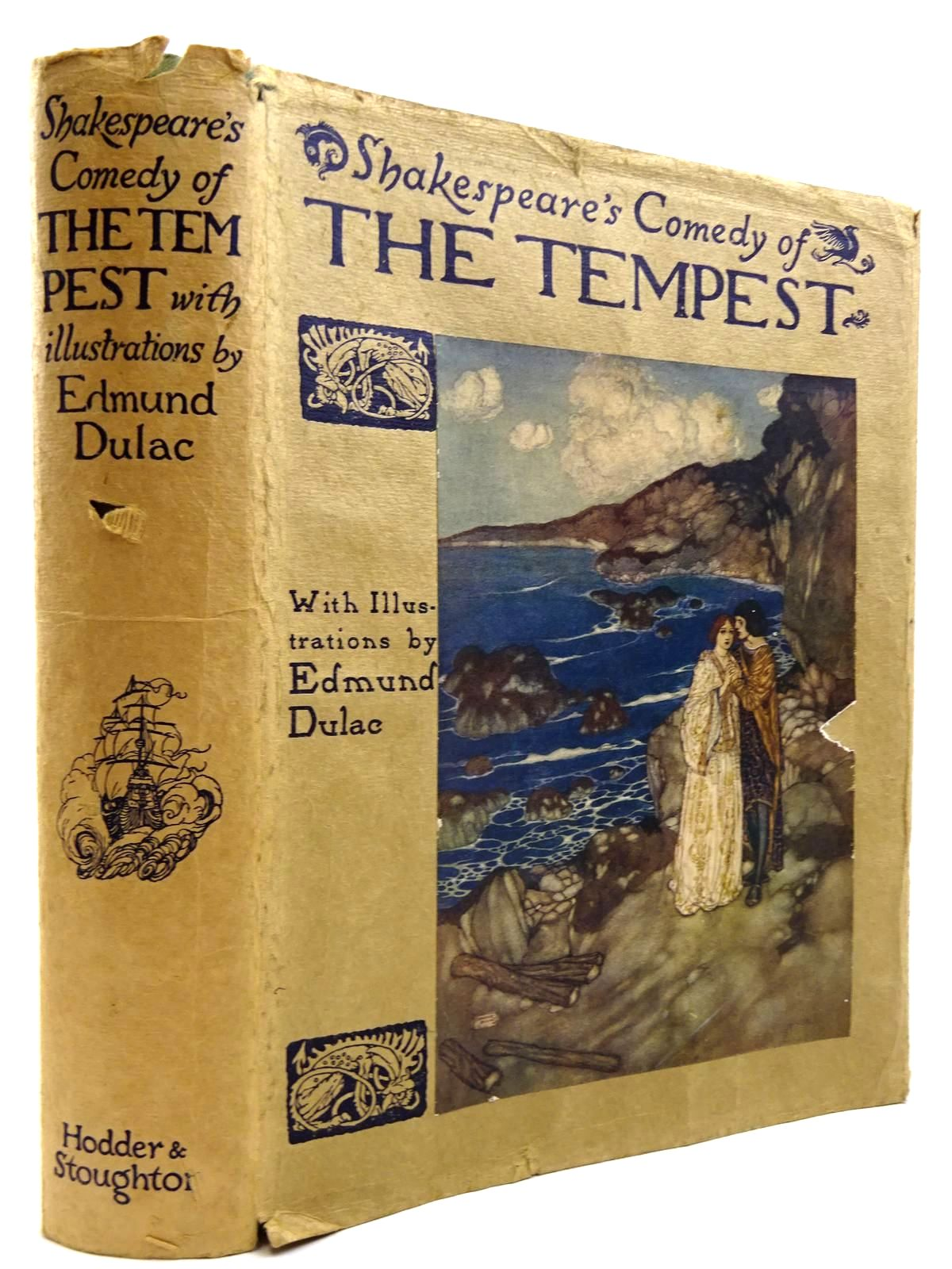 Photo of SHAKESPEARE'S COMEDY OF THE TEMPEST- Stock Number: 2131379