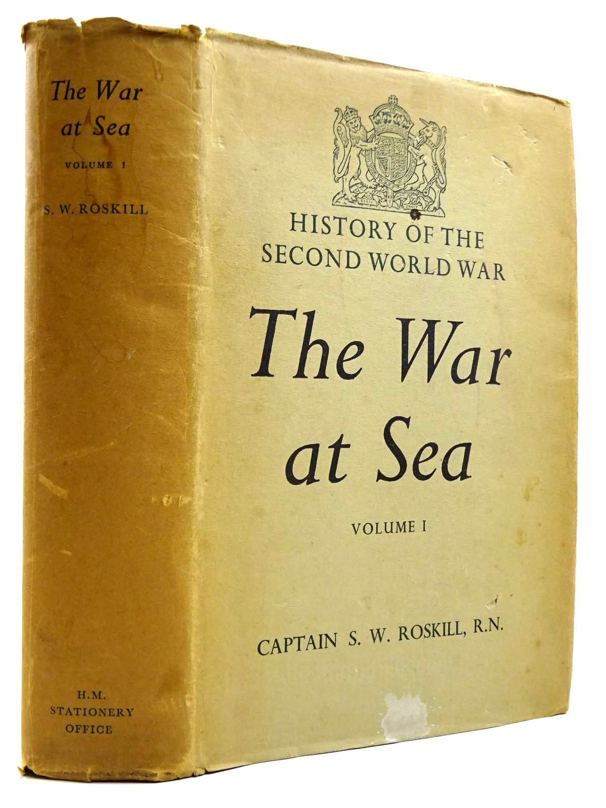 Photo of THE WAR AT SEA VOLUME 1 1939-1945- Stock Number: 2131393