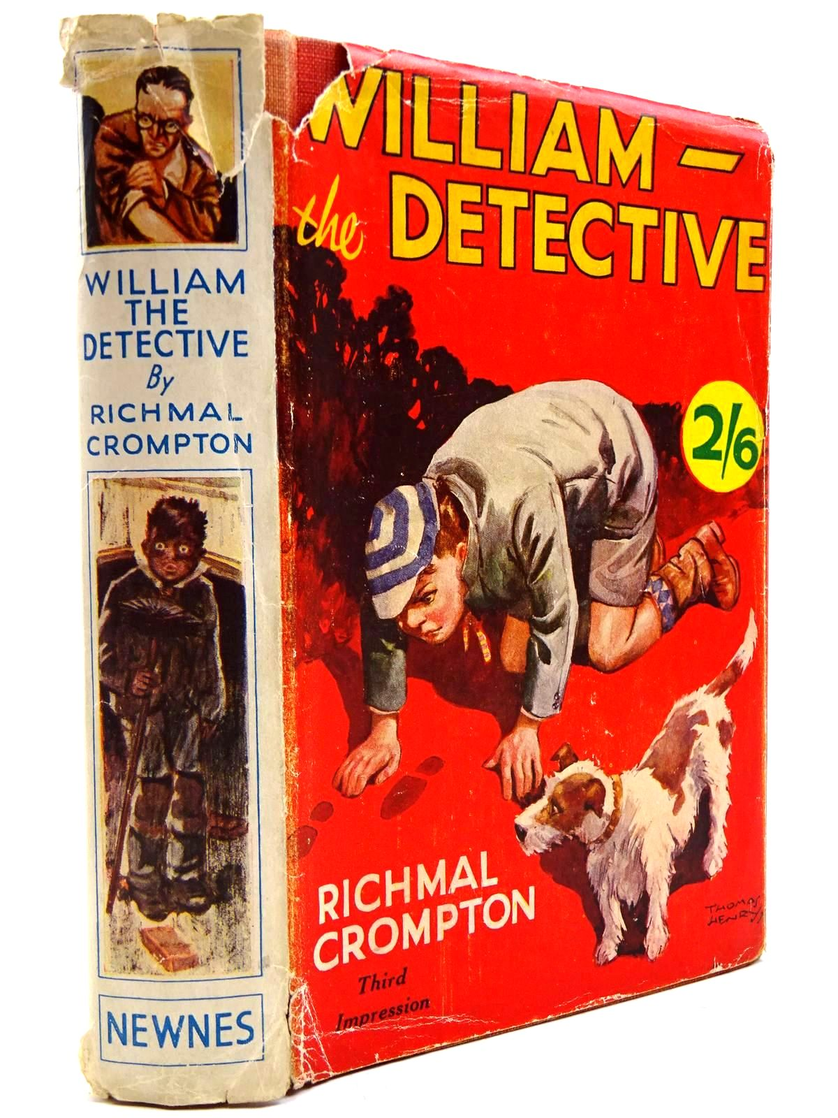 Photo of WILLIAM THE DETECTIVE- Stock Number: 2131399