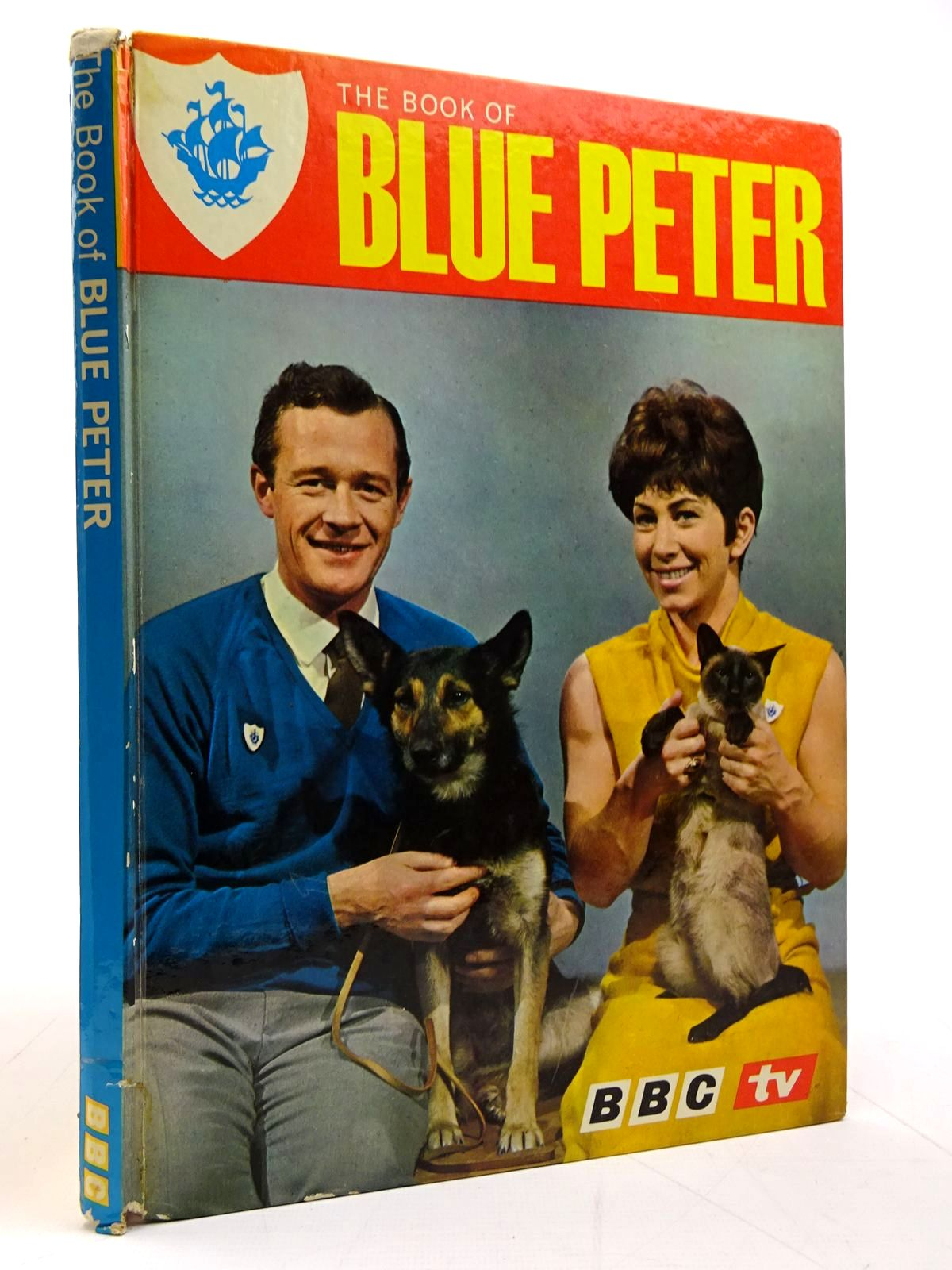 Photo of BLUE PETER ANNUAL No. 2- Stock Number: 2131406