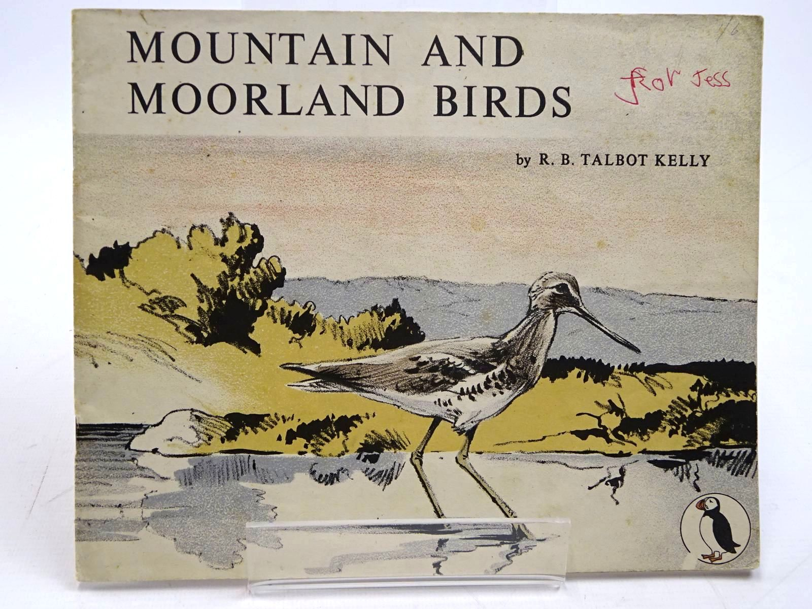Photo of MOUNTAIN AND MOORLAND BIRDS- Stock Number: 2131410