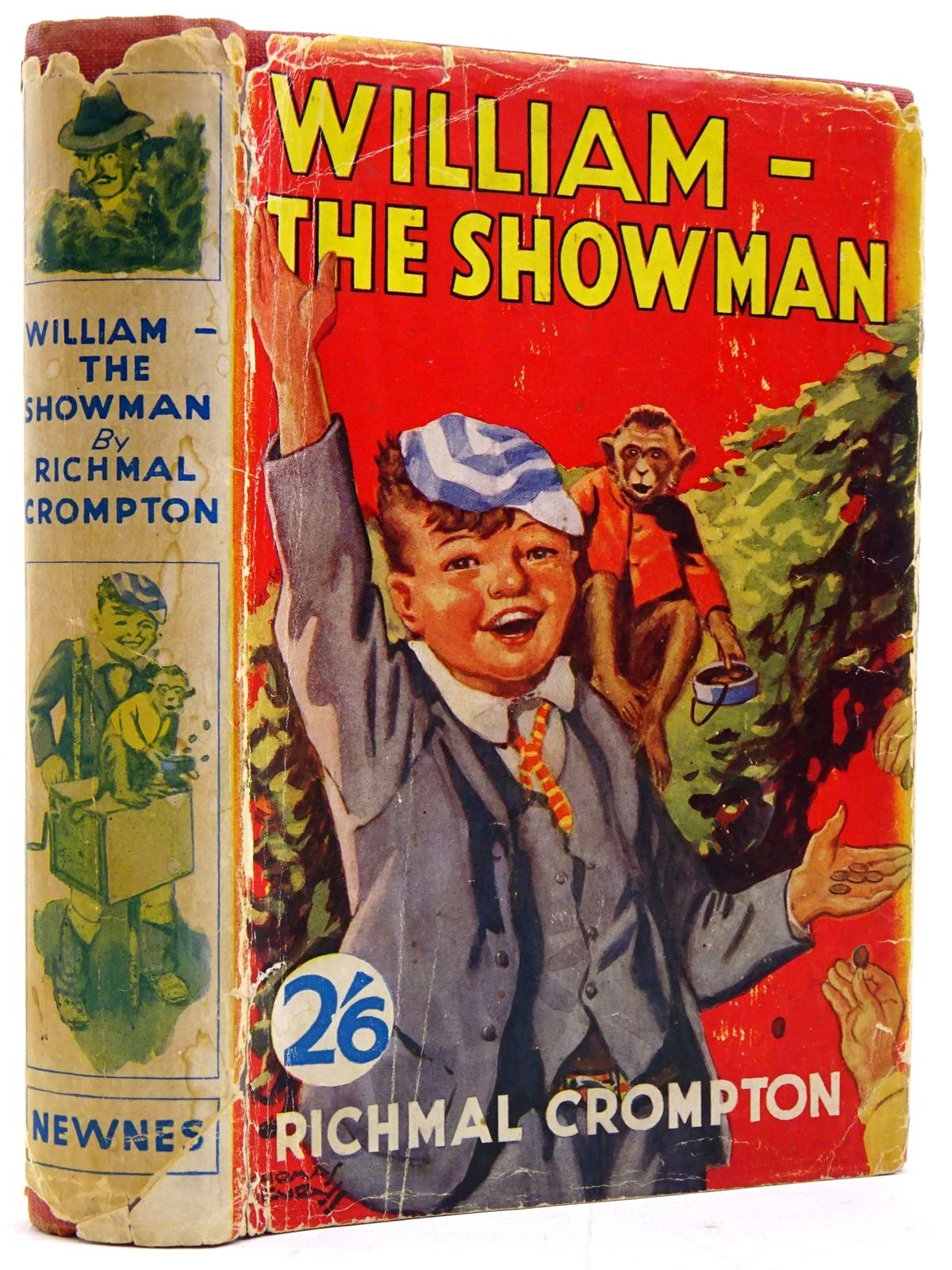 Photo of WILLIAM-THE SHOWMAN- Stock Number: 2131419