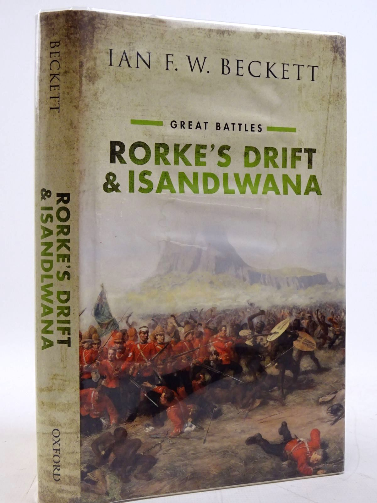 Photo of RORKE'S DRIFT AND ISANDLWANA written by Beckett, Ian F.W. published by Oxford University Press (STOCK CODE: 2131427)  for sale by Stella & Rose's Books