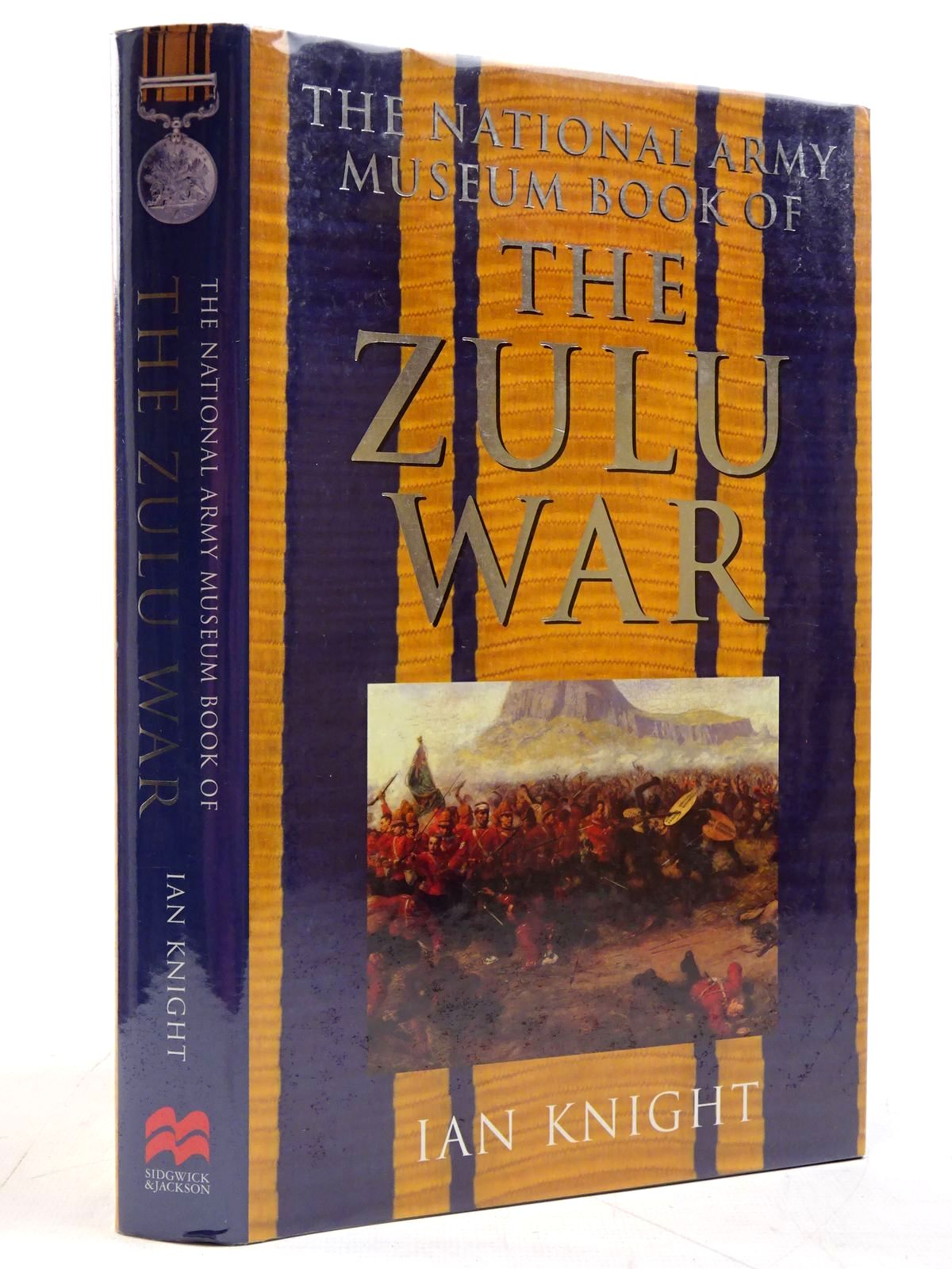 Photo of THE NATIONAL ARMY MUSEUM BOOK OF THE ZULU WAR- Stock Number: 2131428