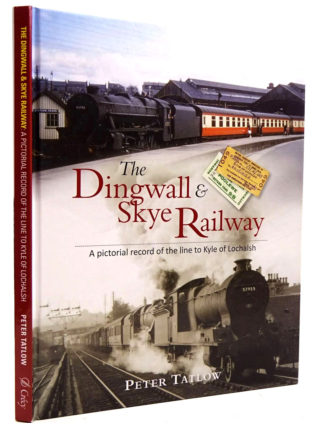 Photo of THE DINGWALL & SKYE RAILWAY- Stock Number: 2131441