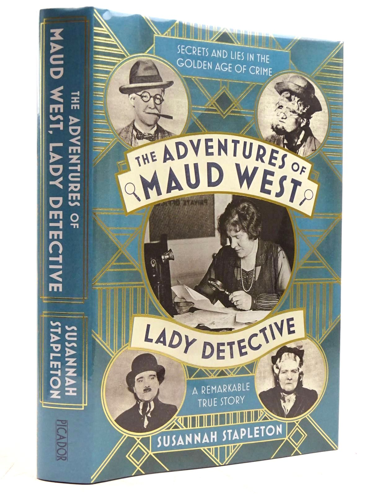 Photo of THE ADVENTURES OF MAUD WEST, LADY DETECTIVE- Stock Number: 2131451