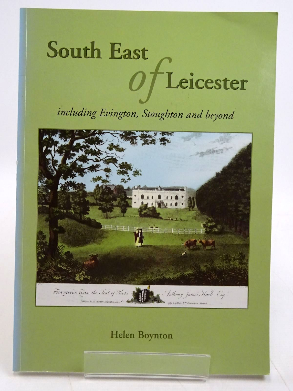 Photo of SOUTH EAST OF LEICESTER INCLUDING EVINGTON, STOUGHTON AND BEYOND- Stock Number: 2131456