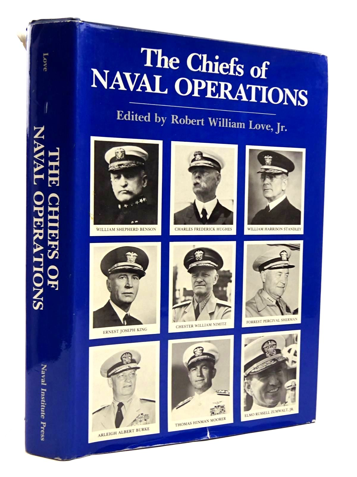 Photo of THE CHIEFS OF NAVAL OPERATIONS- Stock Number: 2131459