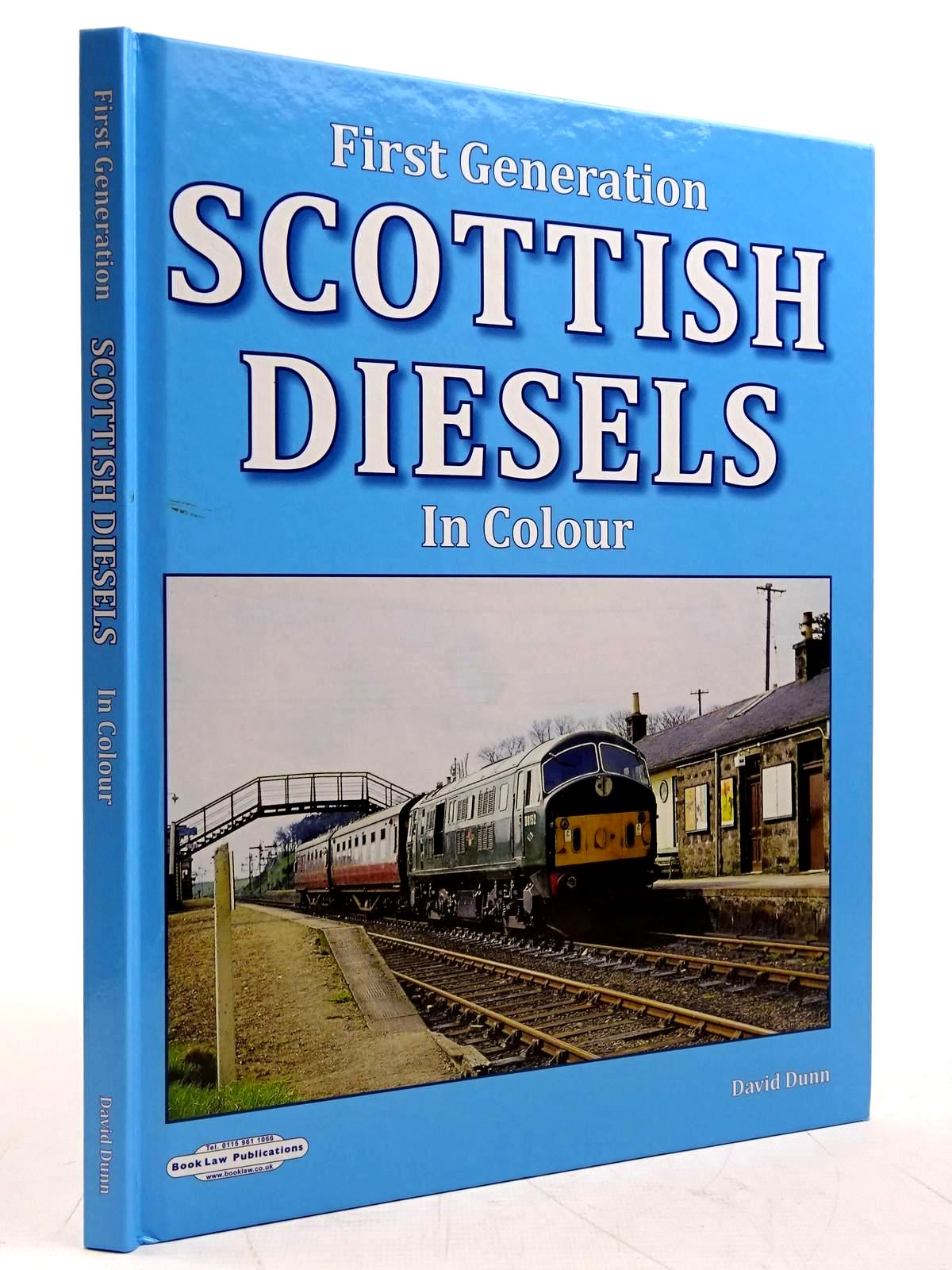 Photo of FIRST GENERATION SCOTTISH DIESELS IN COLOUR- Stock Number: 2131499