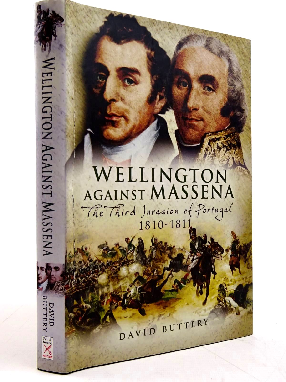 Photo of WELLINGTON AGAINST MASSENA THE THIRD INVASION OF PORTUGAL 1810-1811- Stock Number: 2131513
