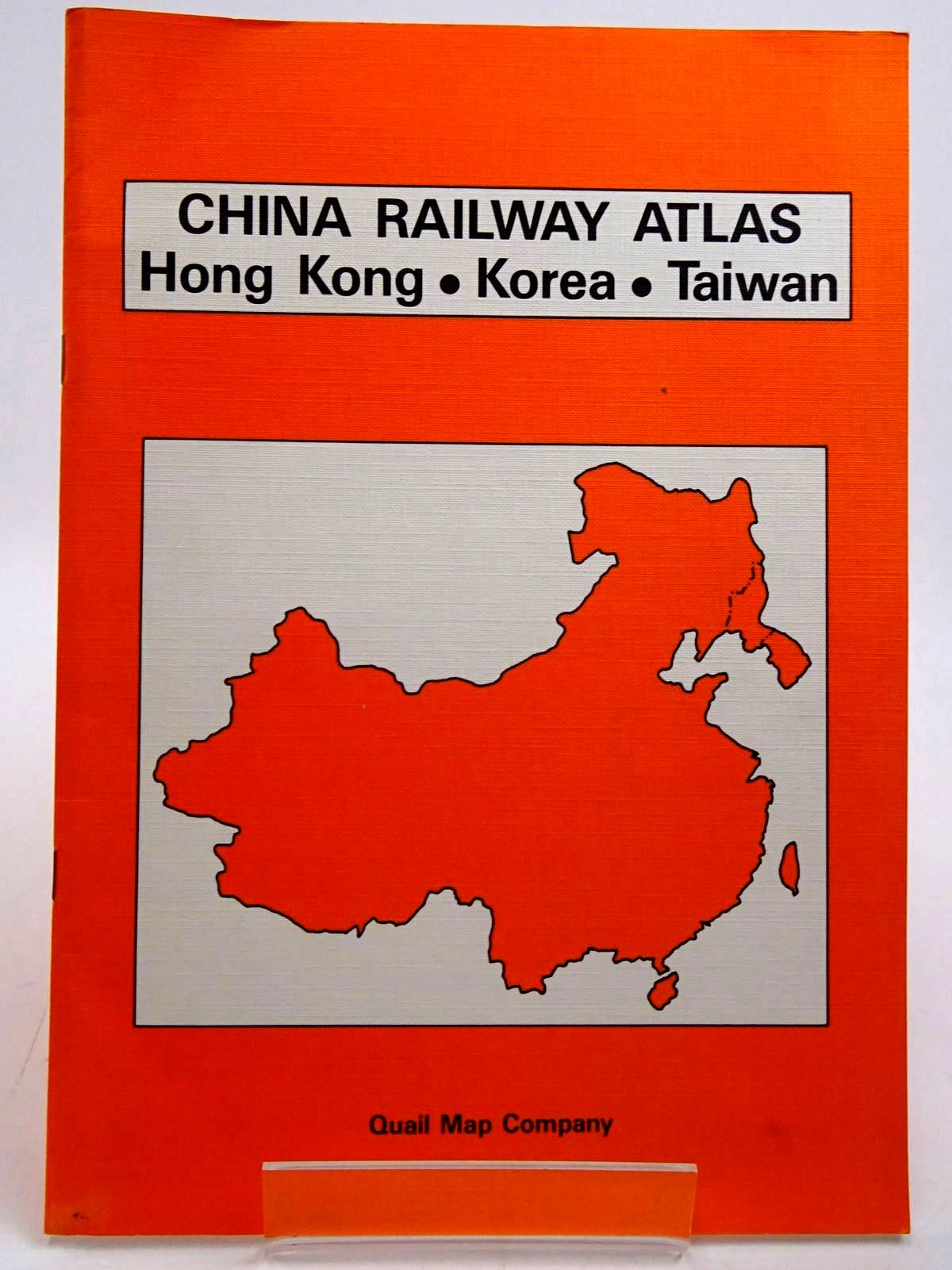 Photo of CHINA RAILWAY ATLAS HONG KONG, KOREA, TAIWAN- Stock Number: 2131518
