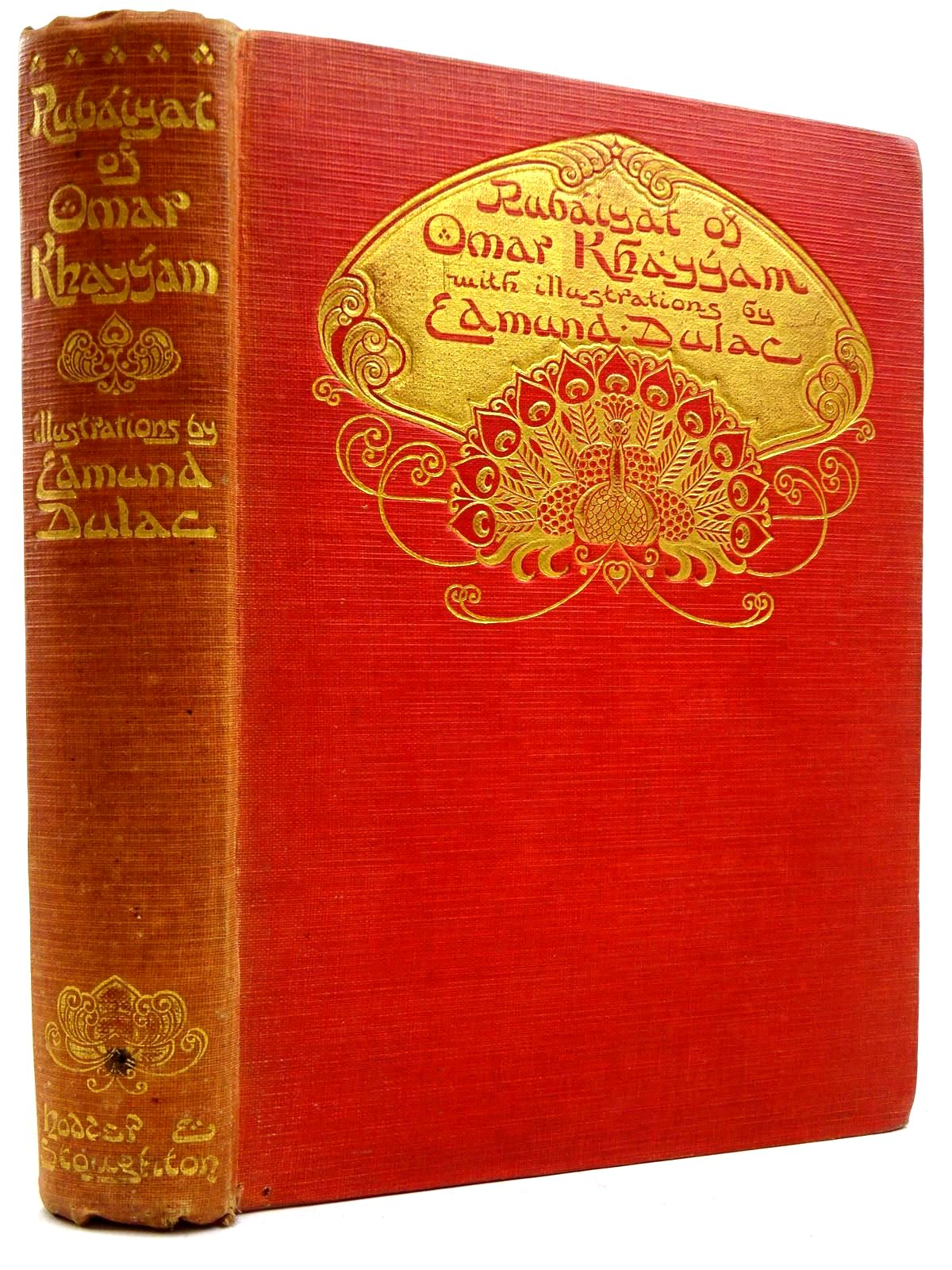 Photo of RUBAIYAT OF OMAR KHAYYAM- Stock Number: 2131555