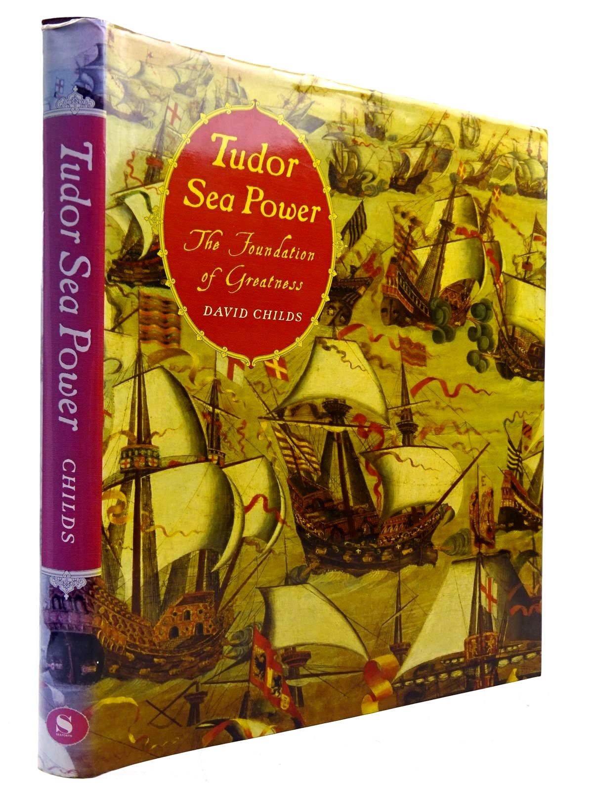 Photo of TUDOR SEA POWER written by Childs, David published by Seaforth Publishing (STOCK CODE: 2131610)  for sale by Stella & Rose's Books