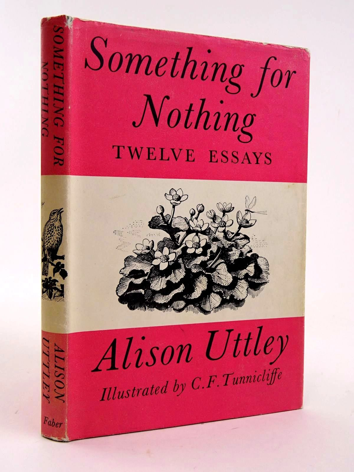 Photo of SOMETHING FOR NOTHING written by Uttley, Alison illustrated by Tunnicliffe, C.F. published by Faber & Faber (STOCK CODE: 2131619)  for sale by Stella & Rose's Books