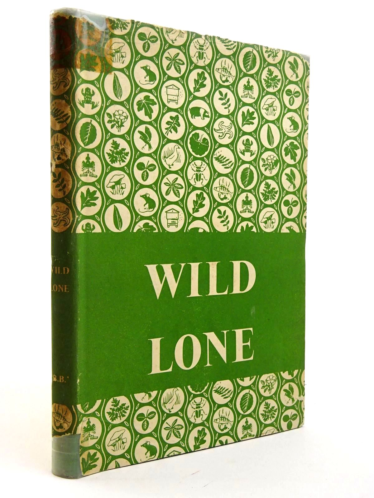 Photo of WILD LONE written by BB,  illustrated by BB,  published by The Country Book Club (STOCK CODE: 2131624)  for sale by Stella & Rose's Books