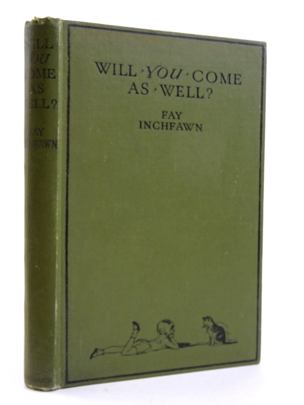 Photo of WILL YOU COME AS WELL? written by Inchfawn, Fay illustrated by Evans, Treyer published by Ward, Lock & Co. Ltd. (STOCK CODE: 2131625)  for sale by Stella & Rose's Books