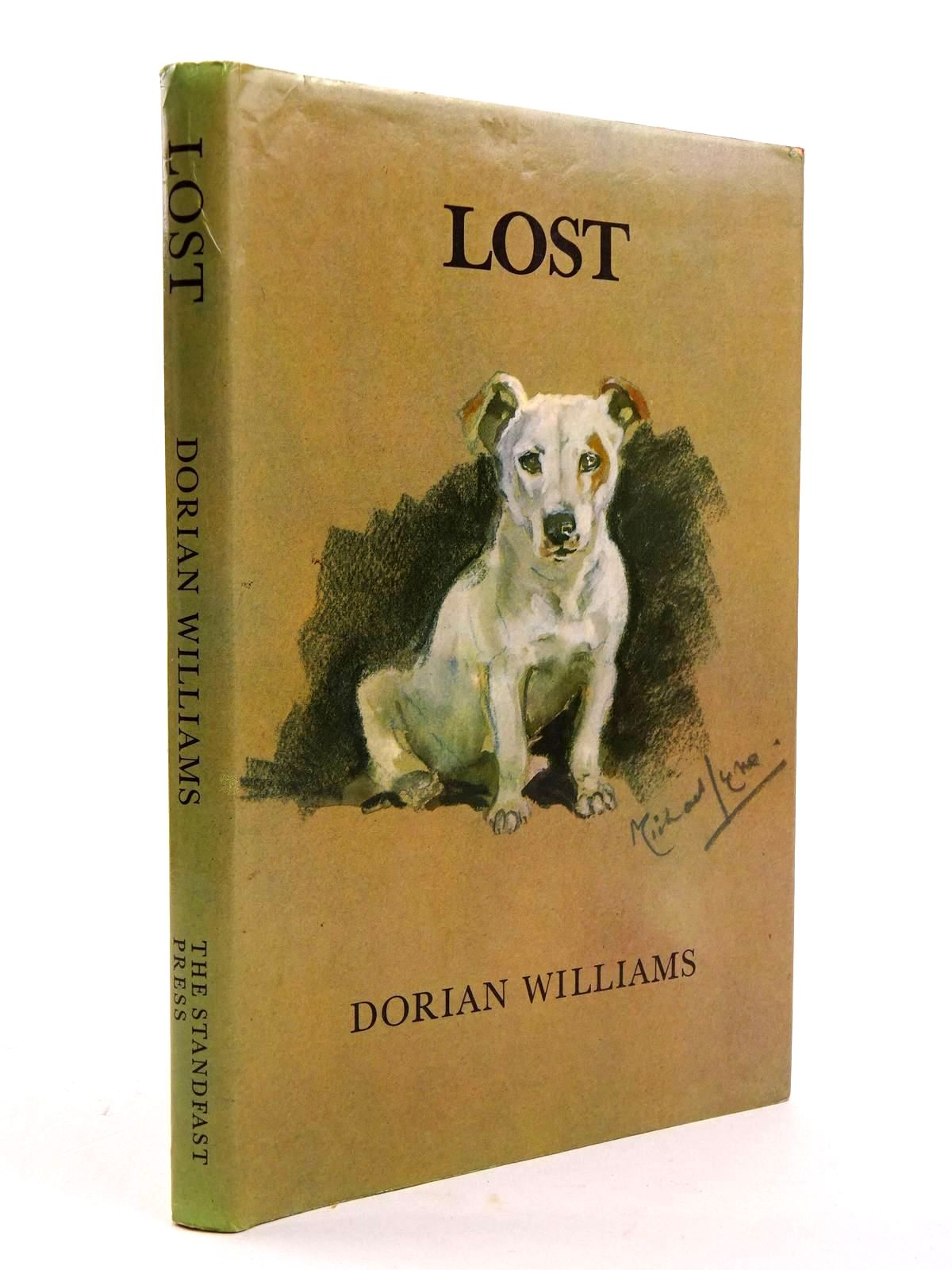 Photo of LOST written by Williams, Dorian illustrated by Lyne, Michael published by The Standfast Press (STOCK CODE: 2131627)  for sale by Stella & Rose's Books