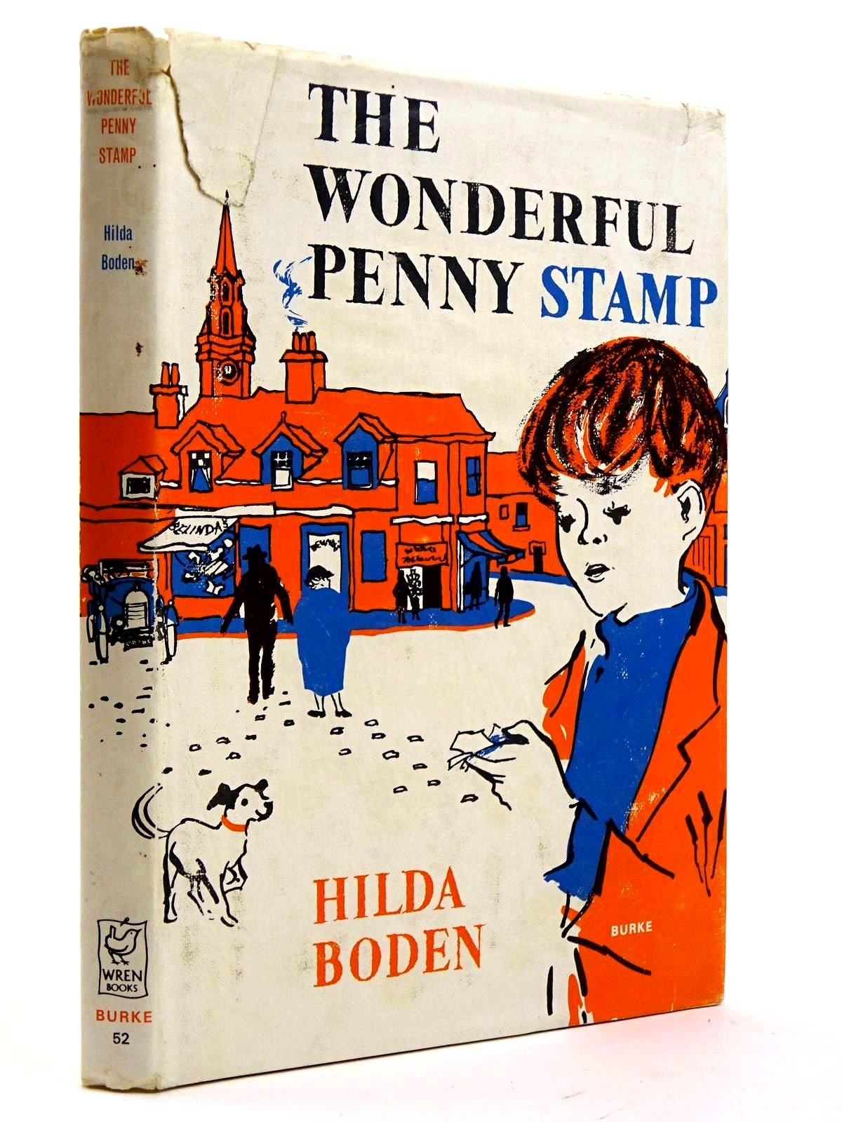 Photo of THE WONDERFUL PENNY STAMP- Stock Number: 2131634