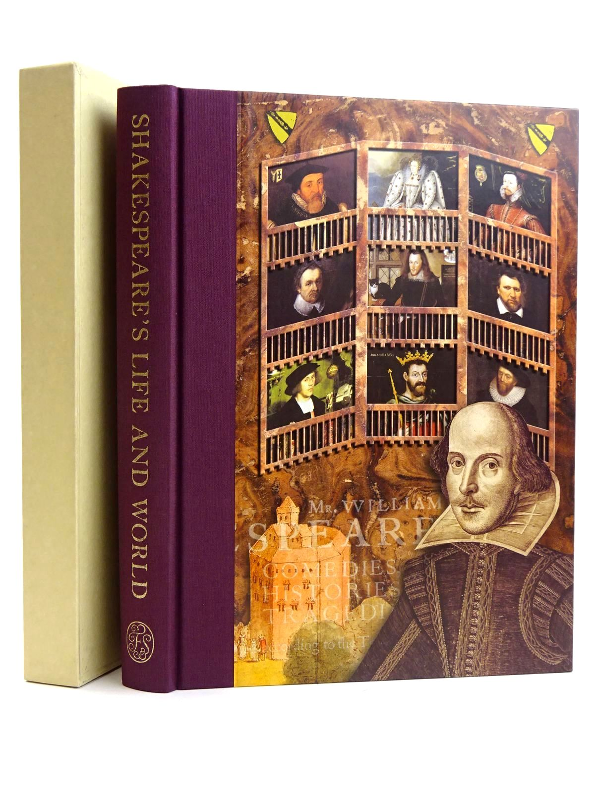 Photo of SHAKESPEARE'S LIFE AND WORLD- Stock Number: 2131649