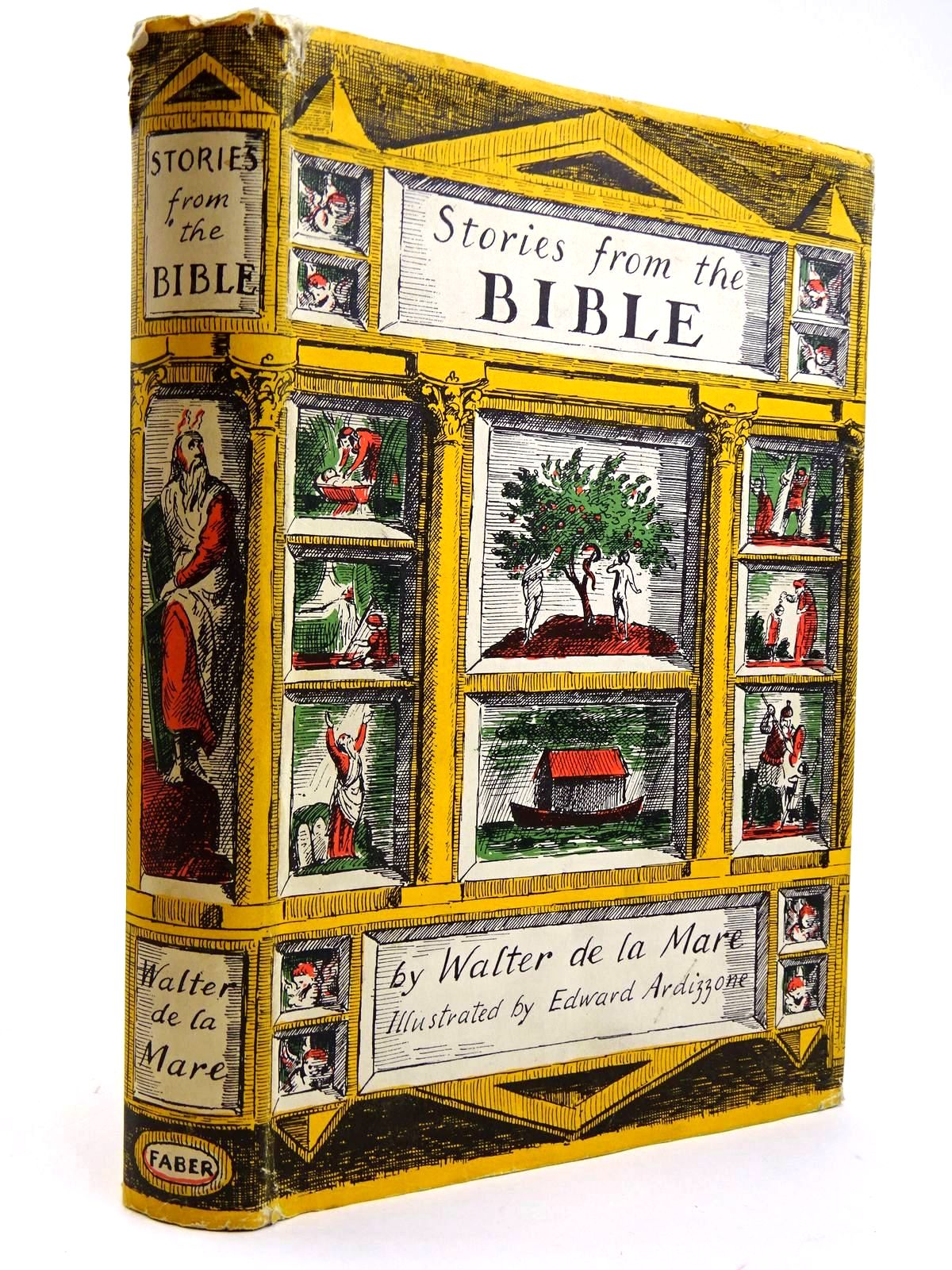 Photo of STORIES FROM THE BIBLE- Stock Number: 2131670