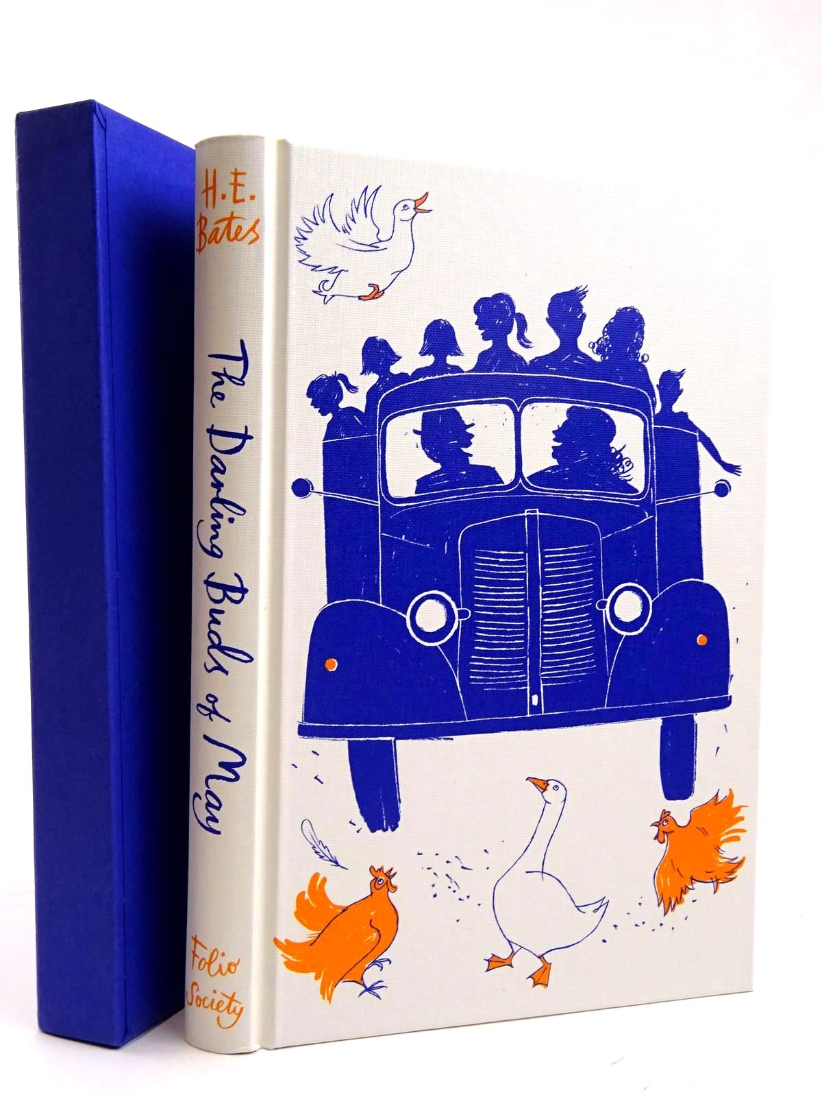 Photo of THE DARLING BUDS OF MAY written by Bates, H.E.<br />Jack, Ian illustrated by Tait, Alice published by Folio Society (STOCK CODE: 2131672)  for sale by Stella & Rose's Books