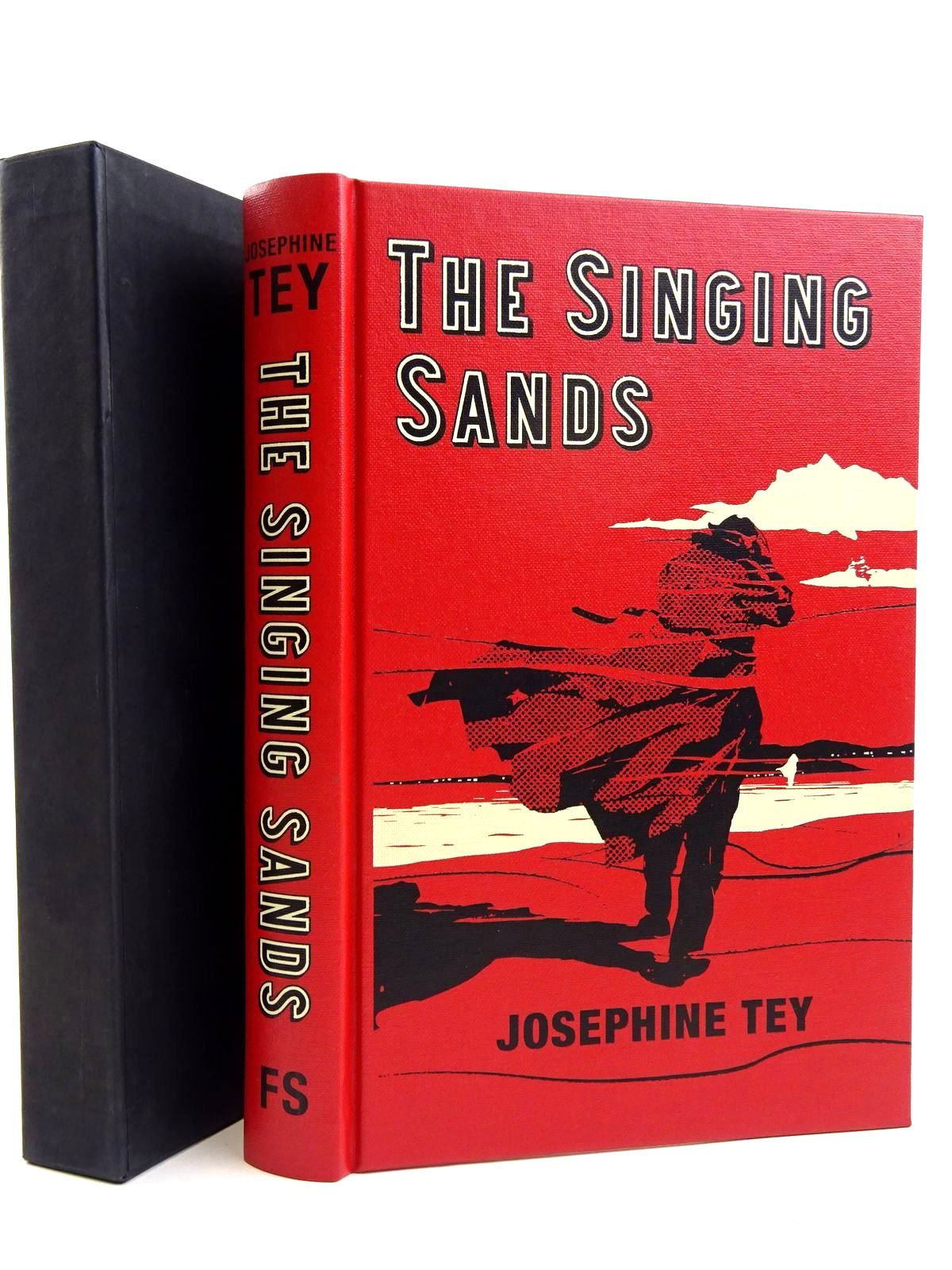 Photo of THE SINGING SANDS written by Tey, Josephine<br />McDermid, Val illustrated by Smith, Mark published by Folio Society (STOCK CODE: 2131677)  for sale by Stella & Rose's Books