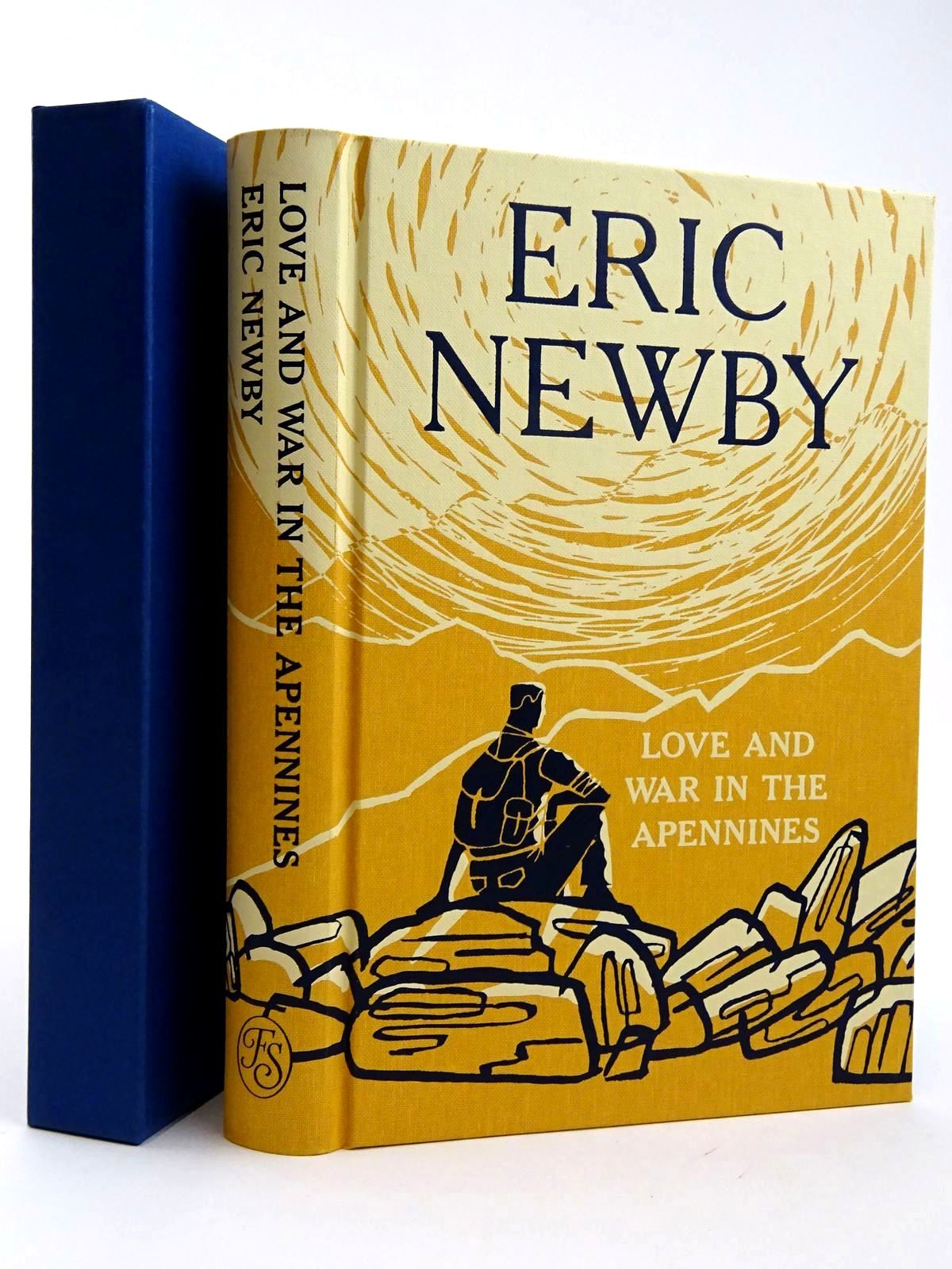Photo of LOVE AND WAR IN THE APENNINES written by Newby, Eric Stourton, Edward illustrated by Heighway-Bury, Robin published by Folio Society (STOCK CODE: 2131679)  for sale by Stella & Rose's Books