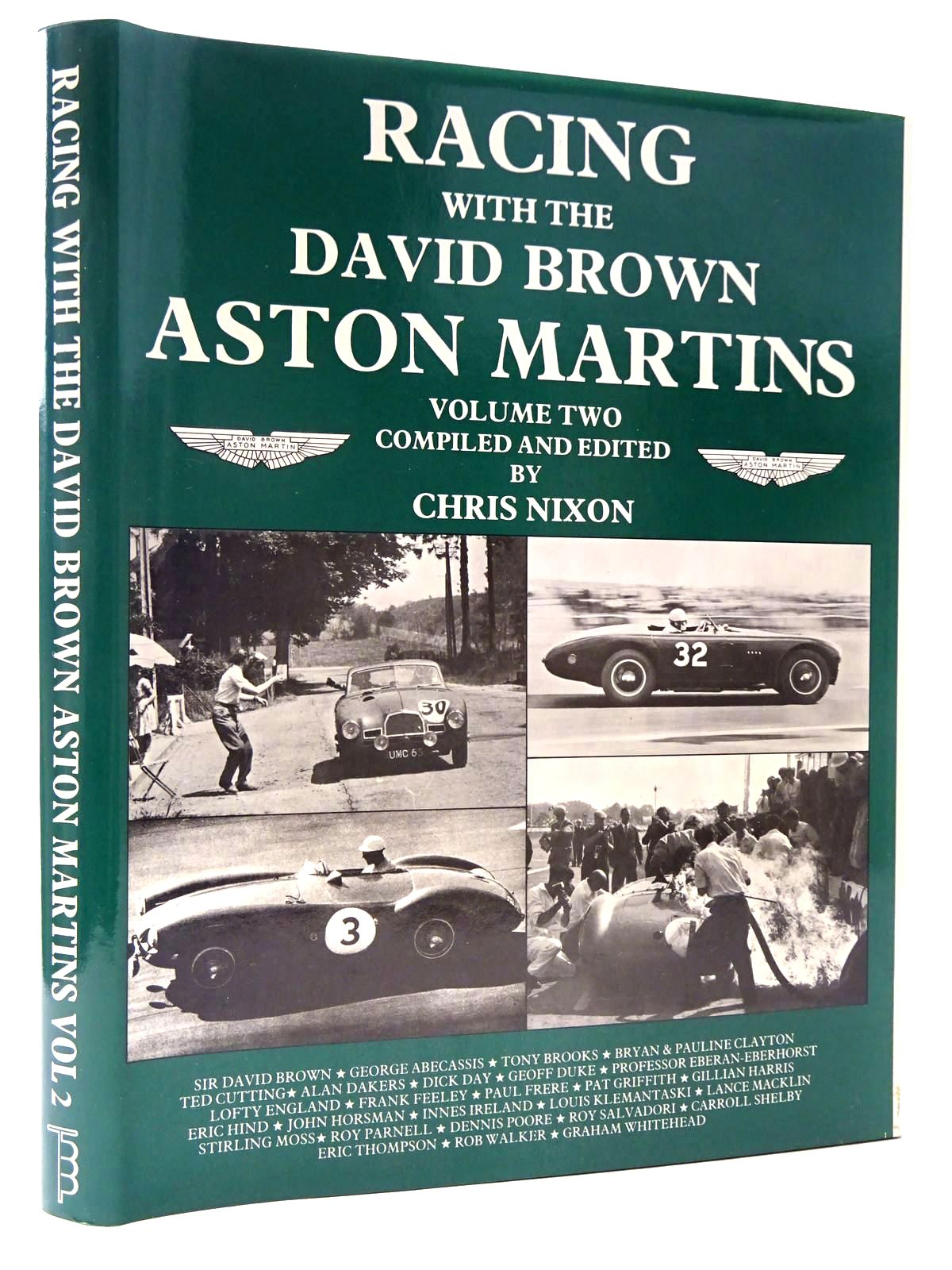 Photo of RACING WITH THE DAVID BROWN ASTON MARTINS VOL. 2- Stock Number: 2131695