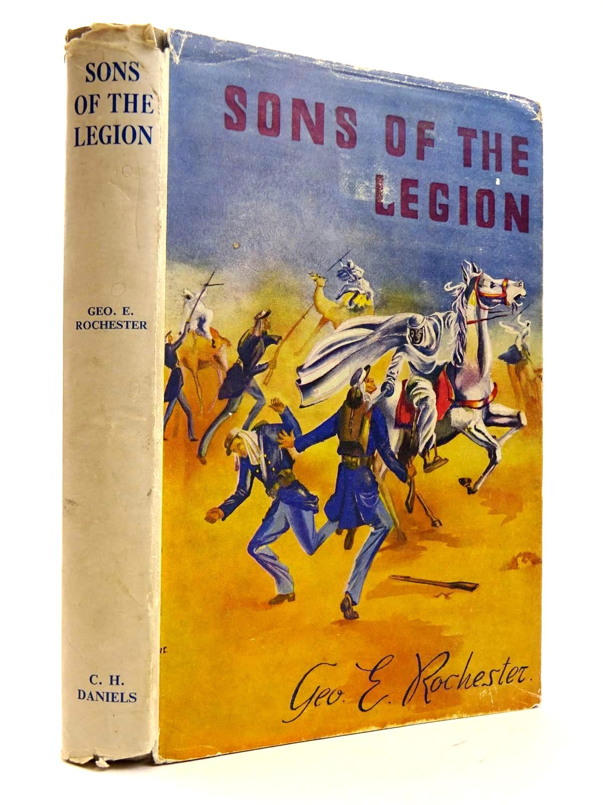 Photo of SONS OF THE LEGION- Stock Number: 2131703