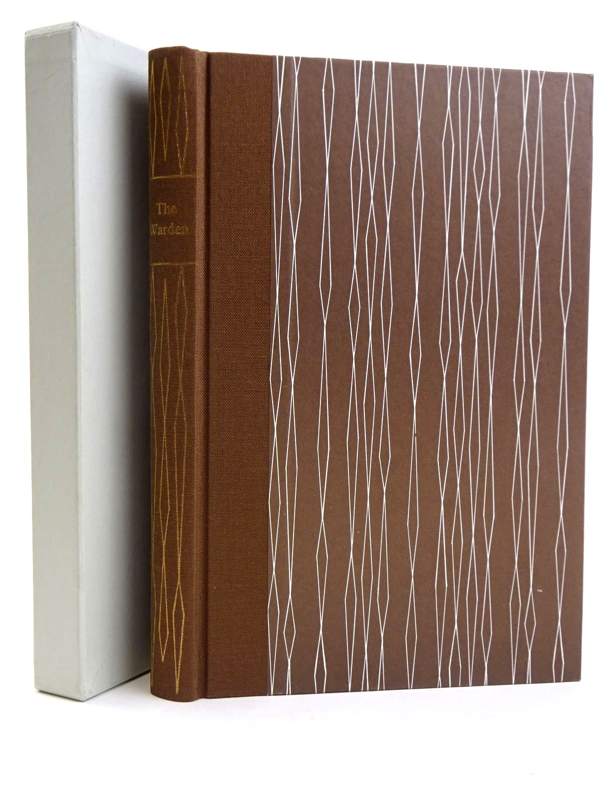 Photo of THE WARDEN written by Trollope, Anthony illustrated by Reddick, Peter published by Folio Society (STOCK CODE: 2131715)  for sale by Stella & Rose's Books