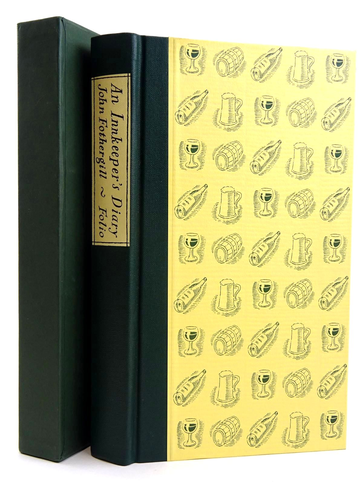 Photo of AN INNKEEPER'S DIARY written by Fothergill, John illustrated by Bailey, Peter published by Folio Society (STOCK CODE: 2131717)  for sale by Stella & Rose's Books