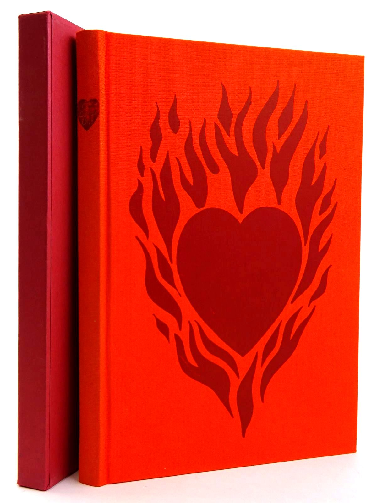 Photo of THE LOVED ONE written by Waugh, Evelyn illustrated by Cook, Beryl published by Folio Society (STOCK CODE: 2131718)  for sale by Stella & Rose's Books