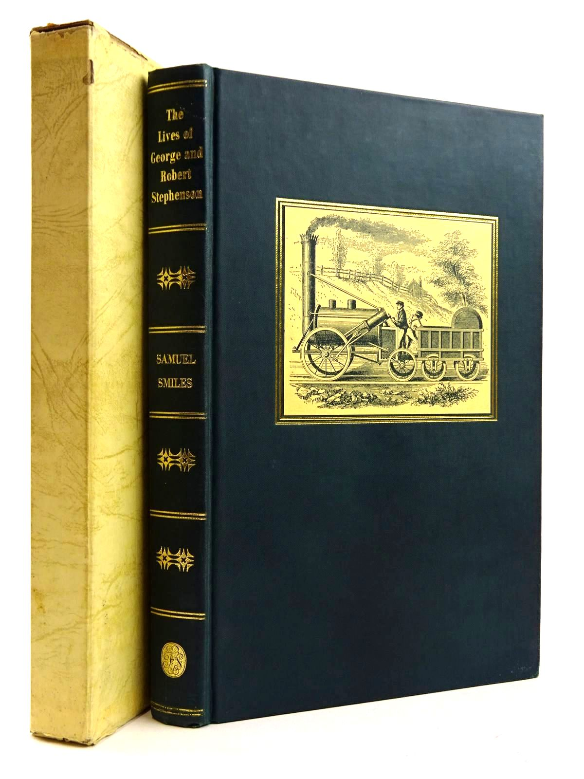 Photo of THE LIVES OF GEORGE AND ROBERT STEPHENSON- Stock Number: 2131722