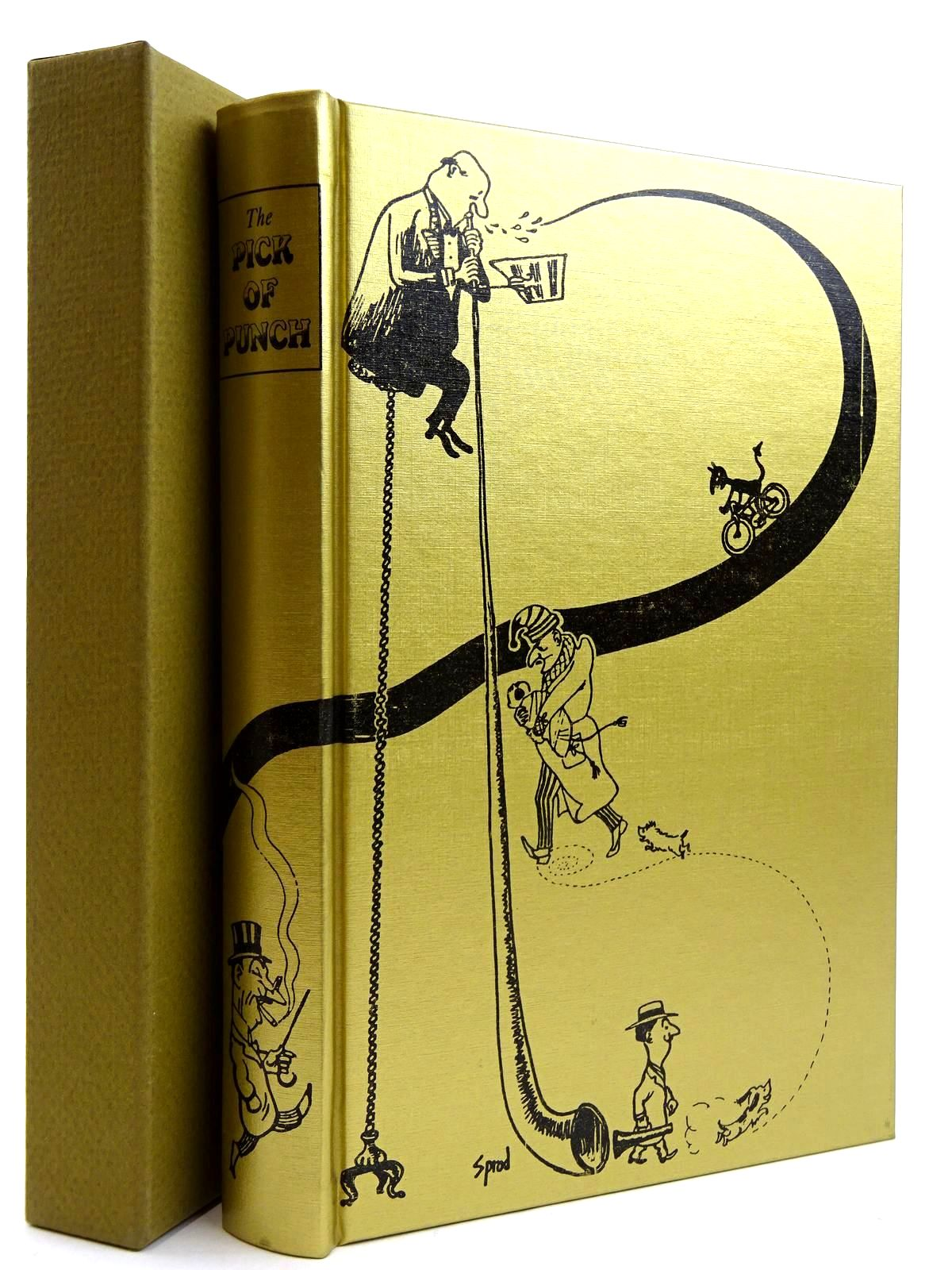 Photo of THE PICK OF PUNCH written by Kington, Miles published by Folio Society (STOCK CODE: 2131725)  for sale by Stella & Rose's Books