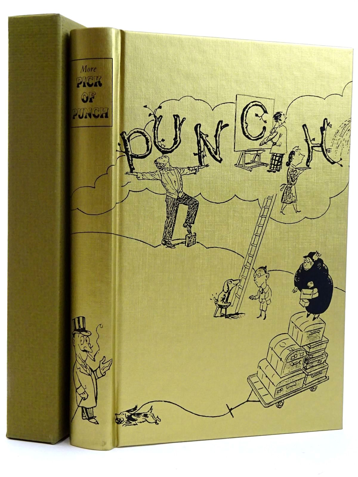 Photo of MORE PICK OF PUNCH written by Doran, Amanda-Jane published by Folio Society (STOCK CODE: 2131726)  for sale by Stella & Rose's Books