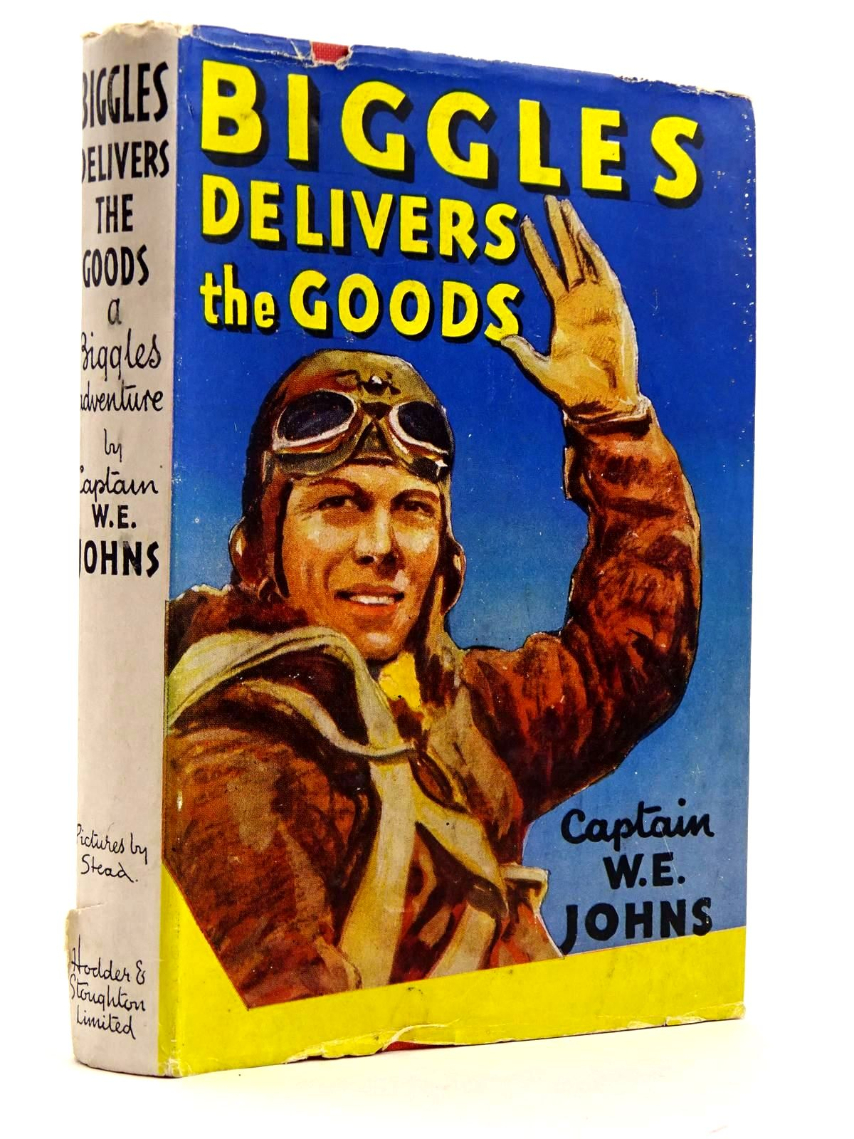Photo of BIGGLES DELIVERS THE GOODS- Stock Number: 2131736