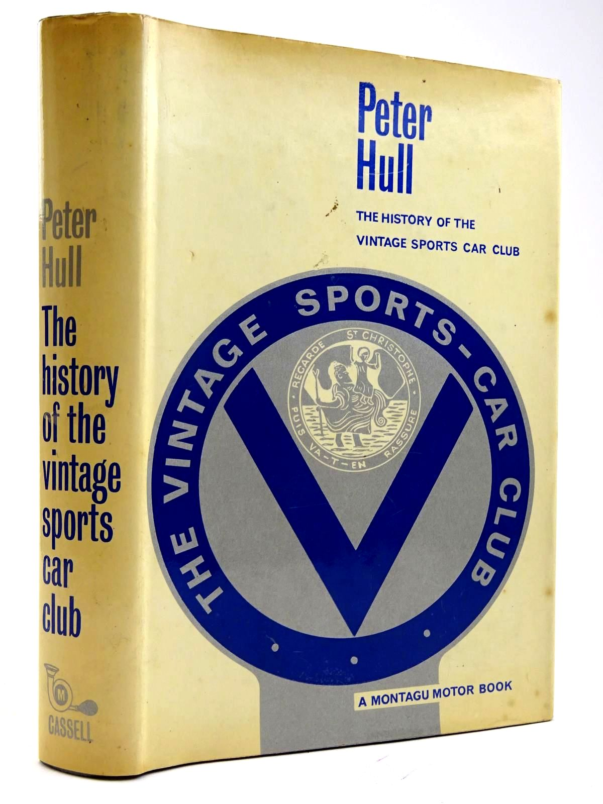 Photo of THE HISTORY OF THE VINTAGE SPORTS CAR CLUB written by Hull, Peter published by Cassell (STOCK CODE: 2131752)  for sale by Stella & Rose's Books